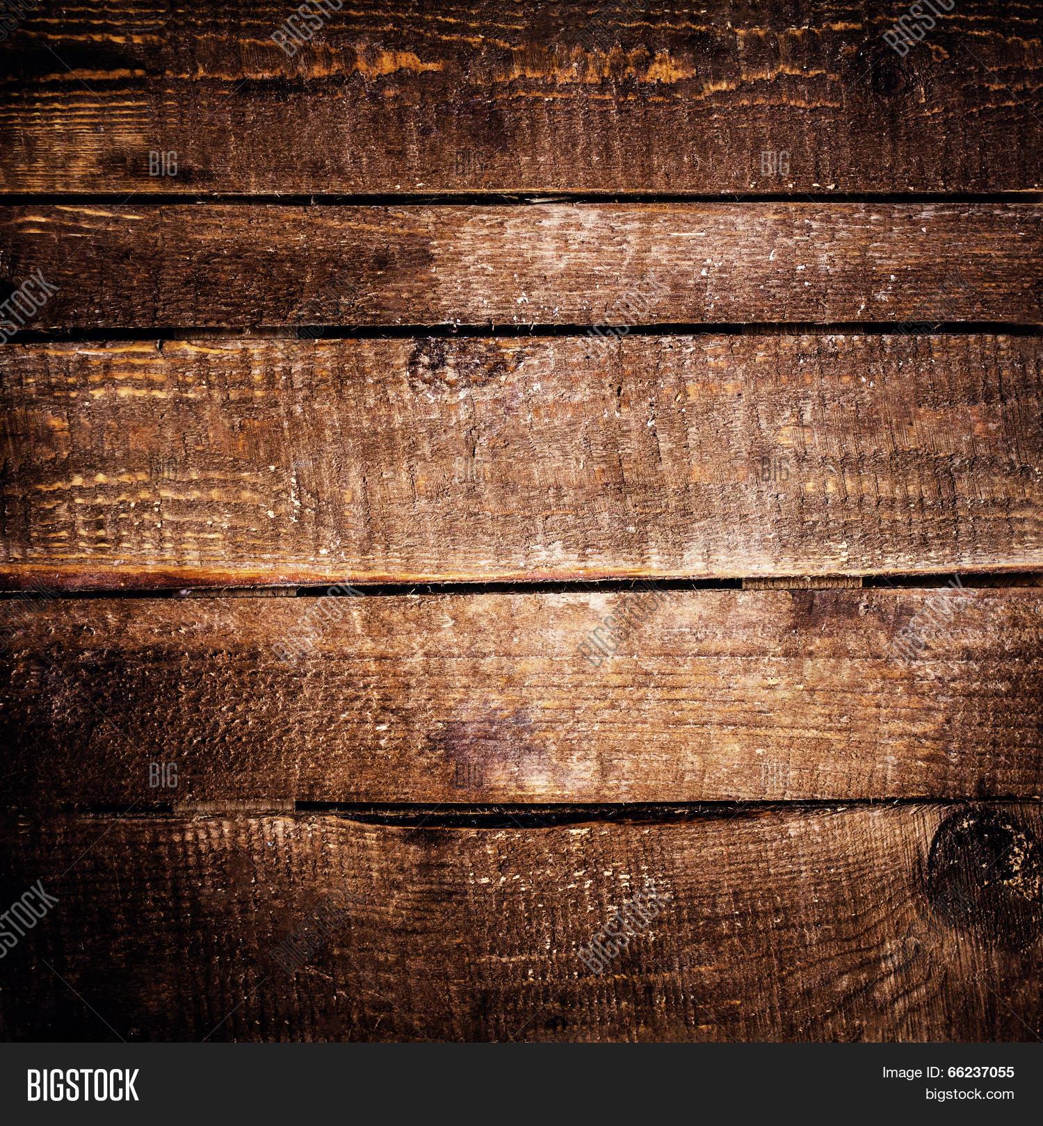 Dark Wood Texture. Grunge Wooden Image & Photo | Bigstock