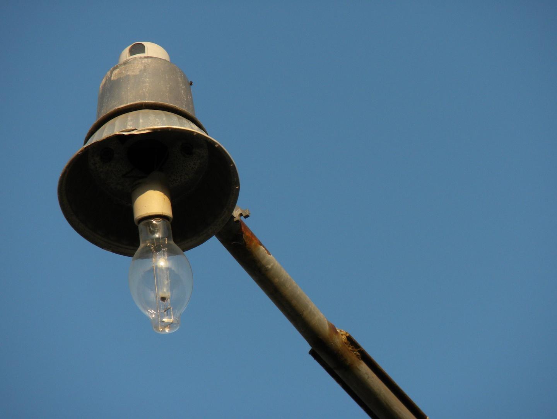 Old Light, Bulb, Day, Lamp, Light, HQ Photo