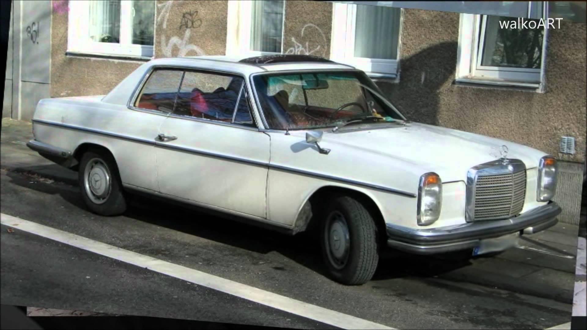 Alte Mercedes-Benz PKW - Old Mercedes-Benz cars - Oldtimer - vintage ...