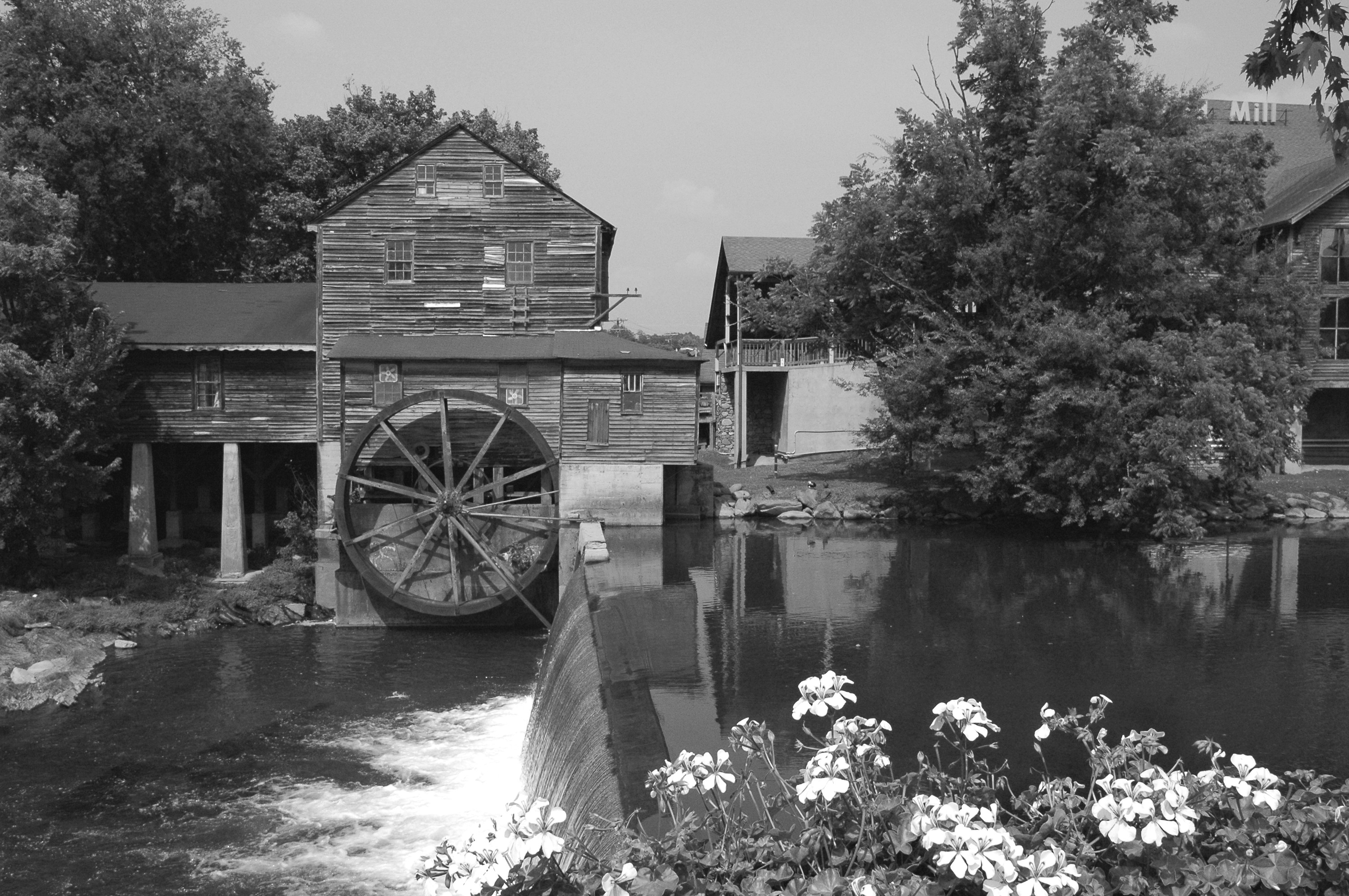 7 Things You Didn't Know About The Pigeon Forge Old Mill