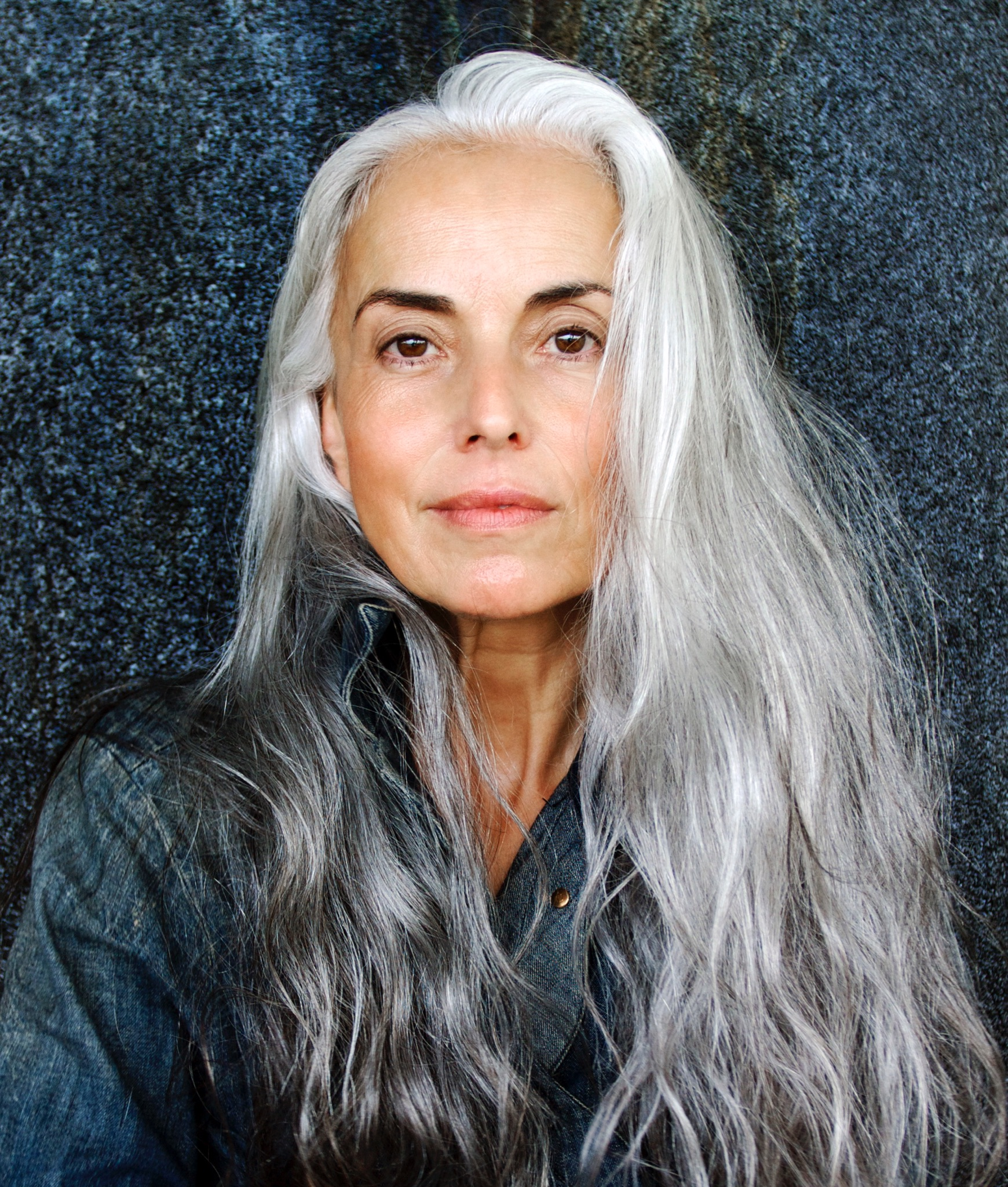 61 Year Old Model Reveals the Secret to Staying Young - Inspired ...