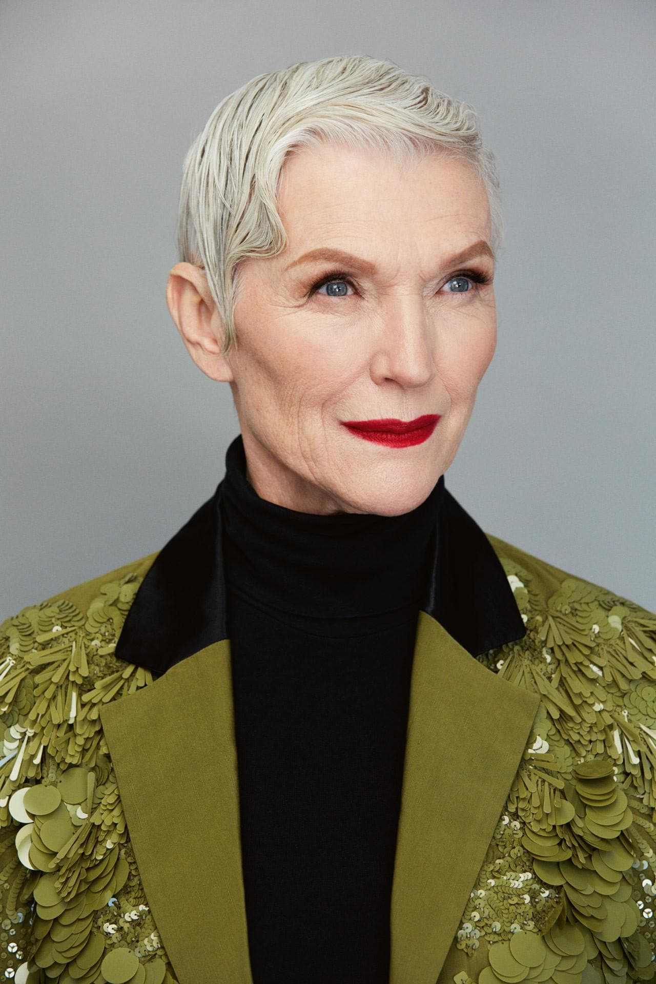 Maye Musk: 70 year old model on challenging our beauty ...