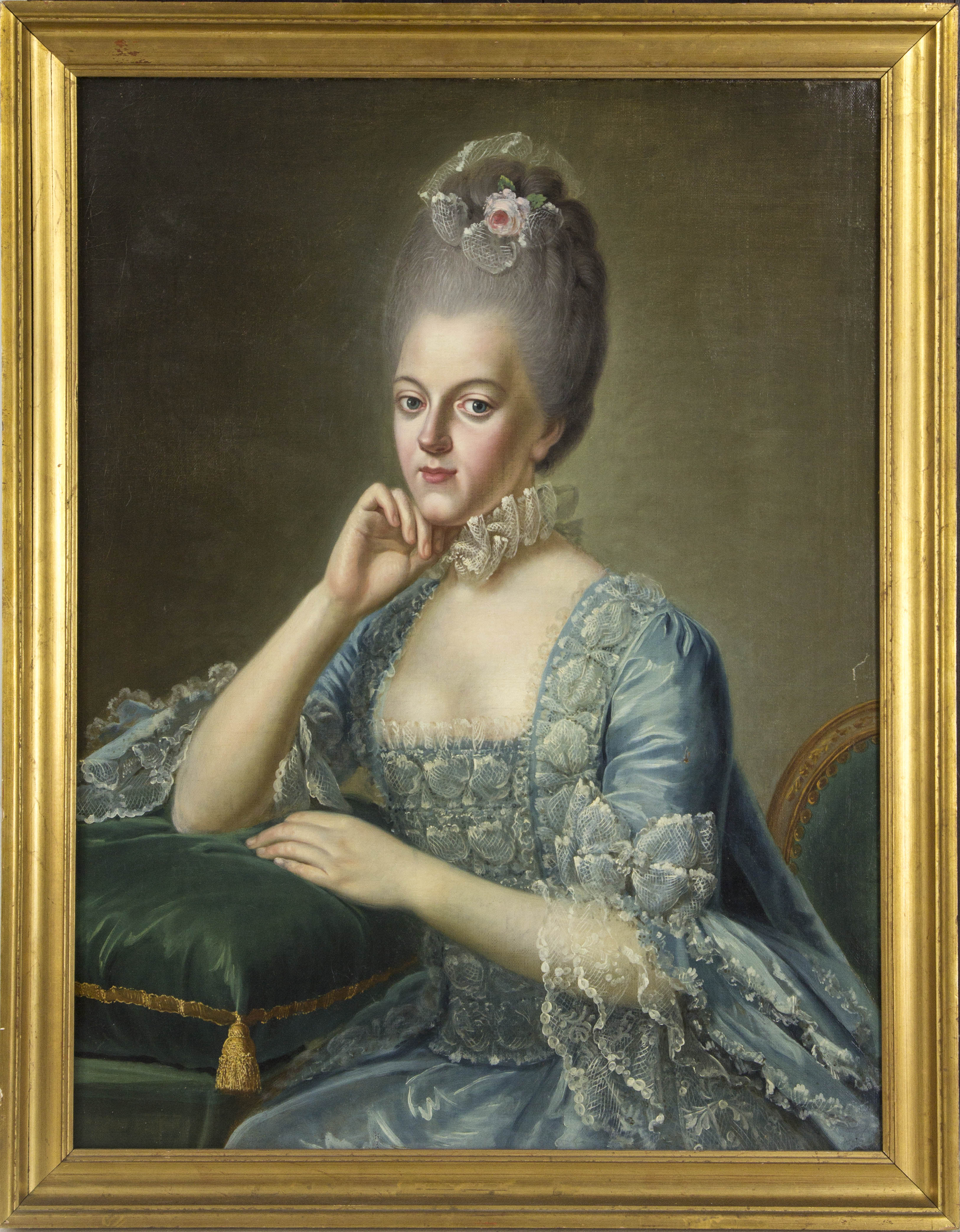 free photo old painting portrait ride tonga free download jooinn. Black Bedroom Furniture Sets. Home Design Ideas