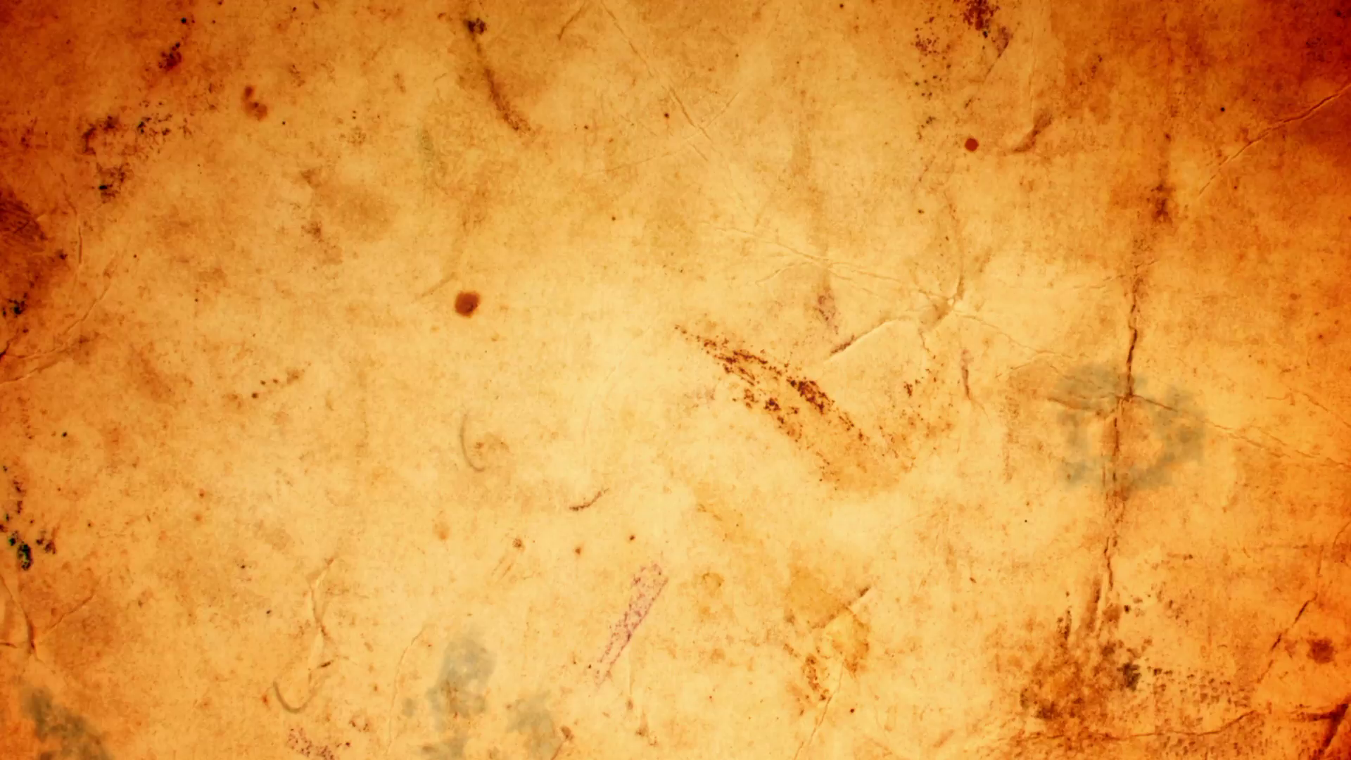Animated old parchment paper background, stop motion Motion ...