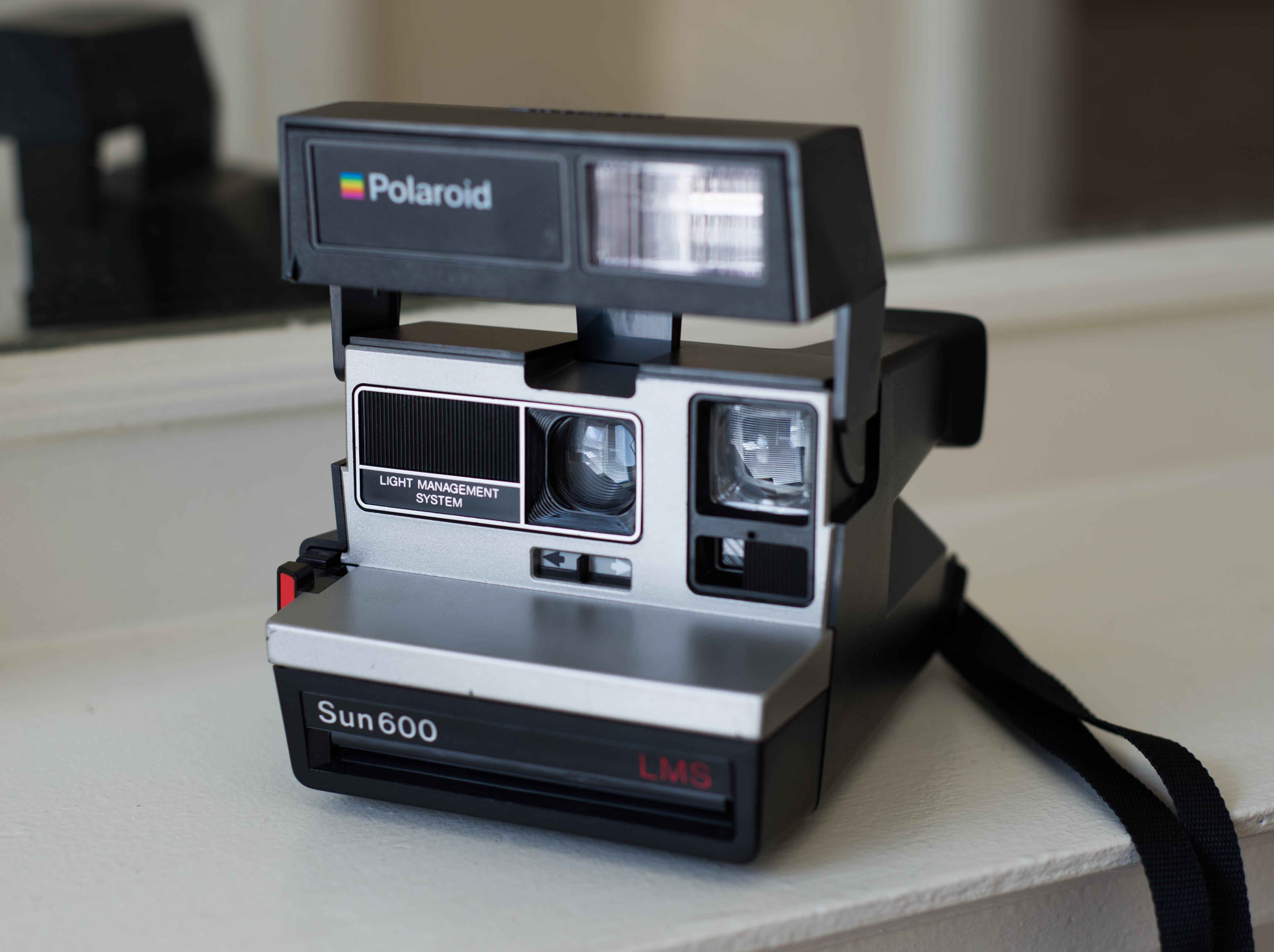 Polaroid Sun 600 Camera Review
