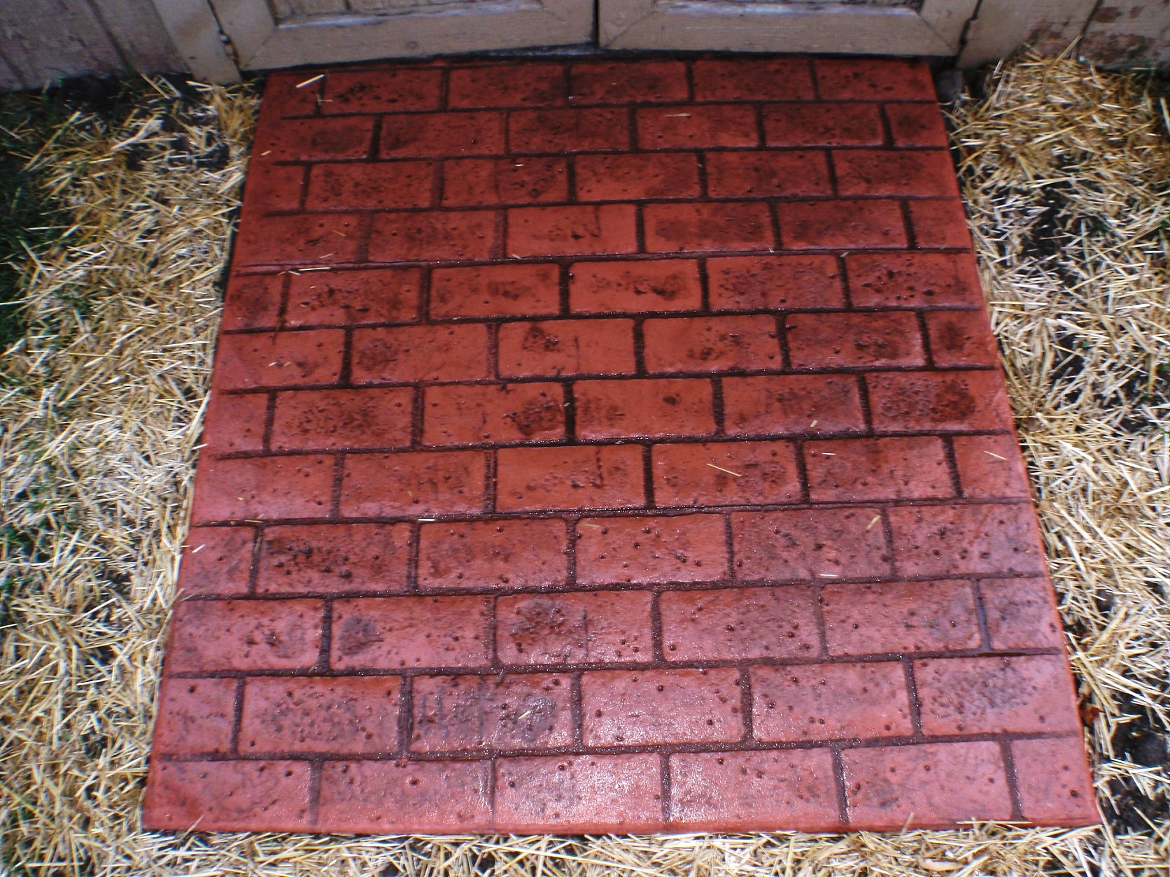 Portfolio Old Chicago Brick - Ageless Concrete