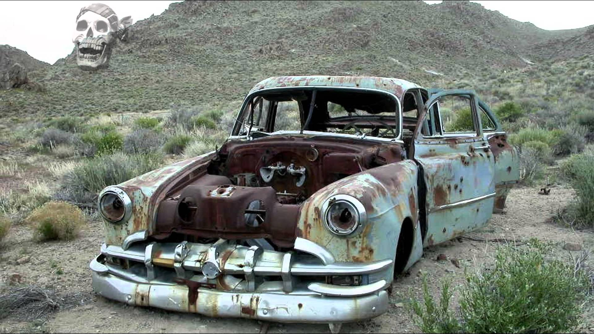 Abandoned cars in USA 2016. Abandoned old rusty cars in America ...
