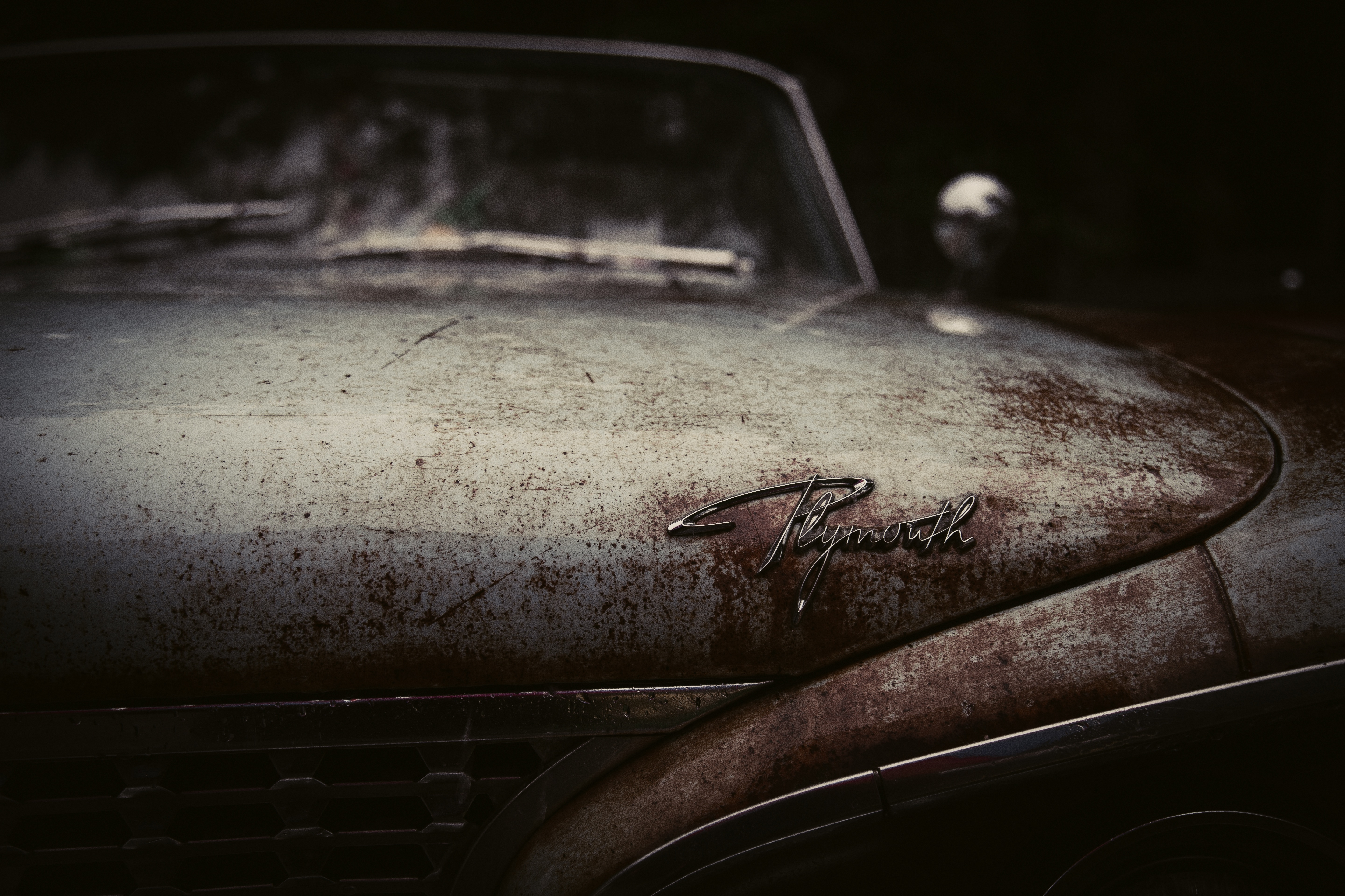 Old Rusty Car, Antique, Automobile, Car, Old, HQ Photo
