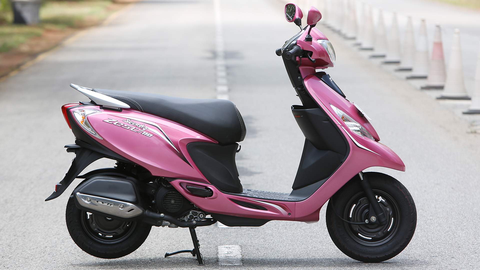 TVS Scooty Zest 110 2014 - Price, Mileage, Reviews, Specification ...