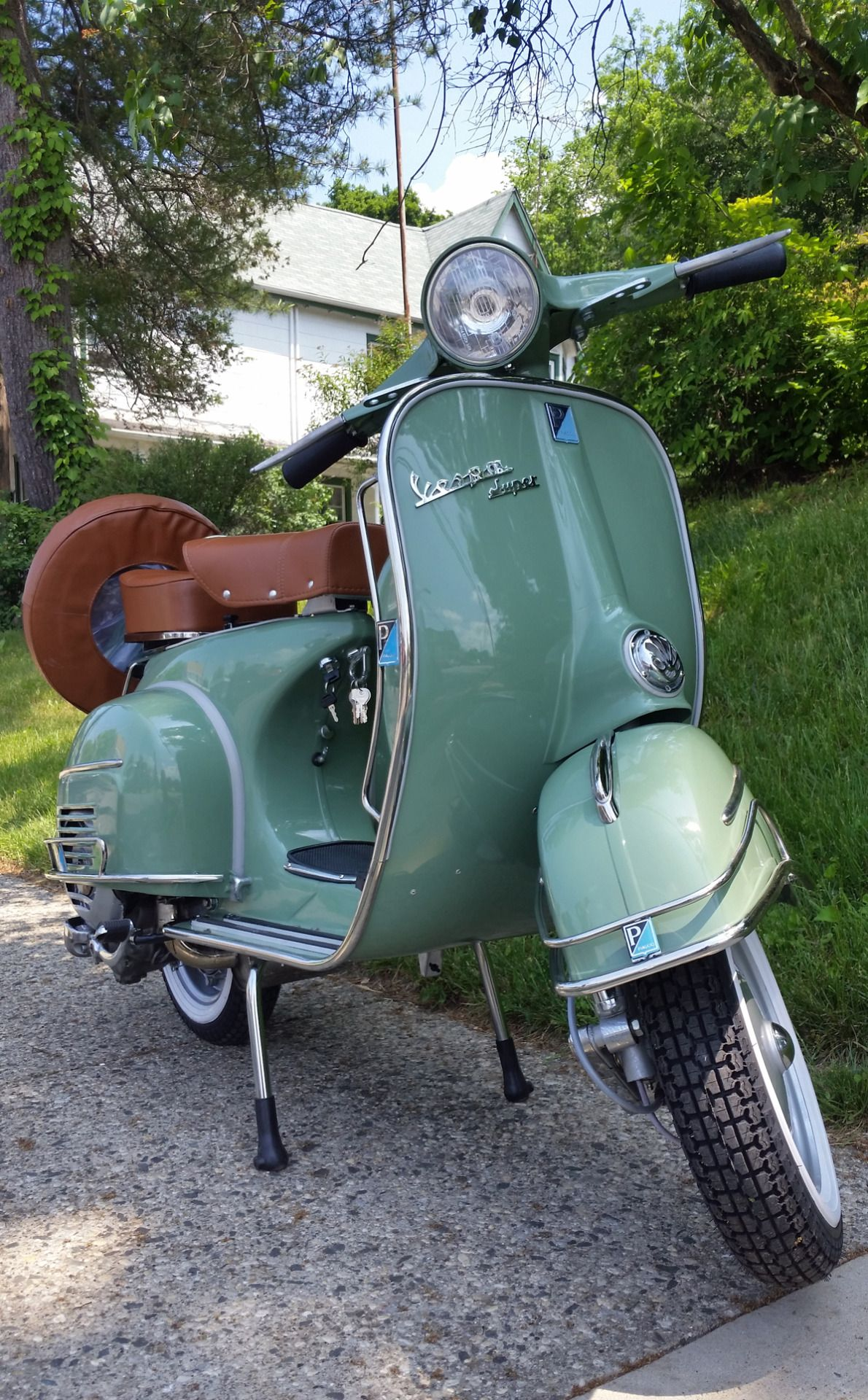Your Vespa - Vintage Vespa scooters for sale … | Pinteres…