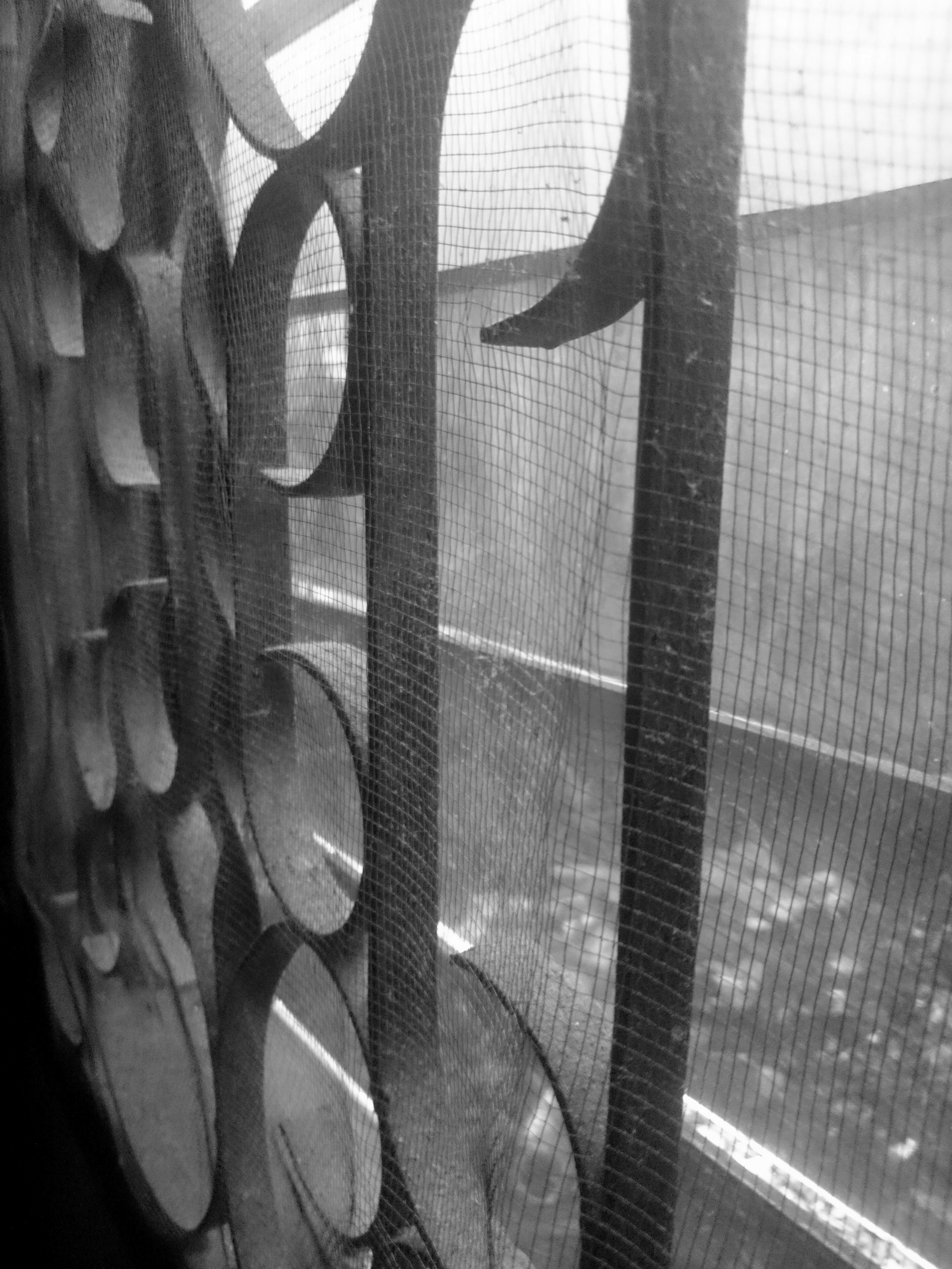 Old style window photo
