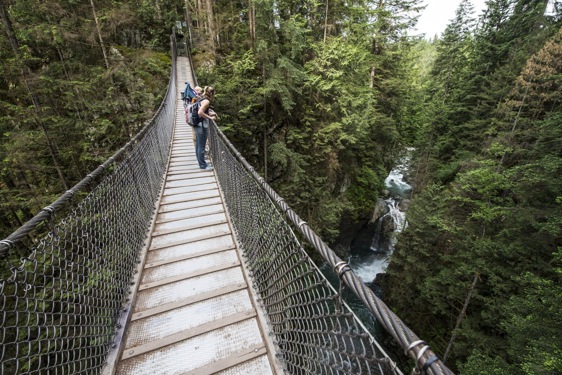 Lynn Canyon Suspension Bridge | Outdoor Project
