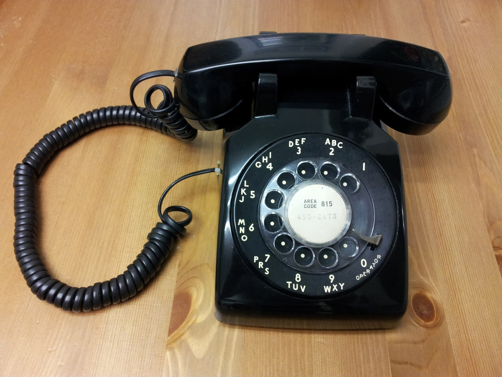 Updating Your Rotary Dial Phone for the Digital Age | DMC, Inc.