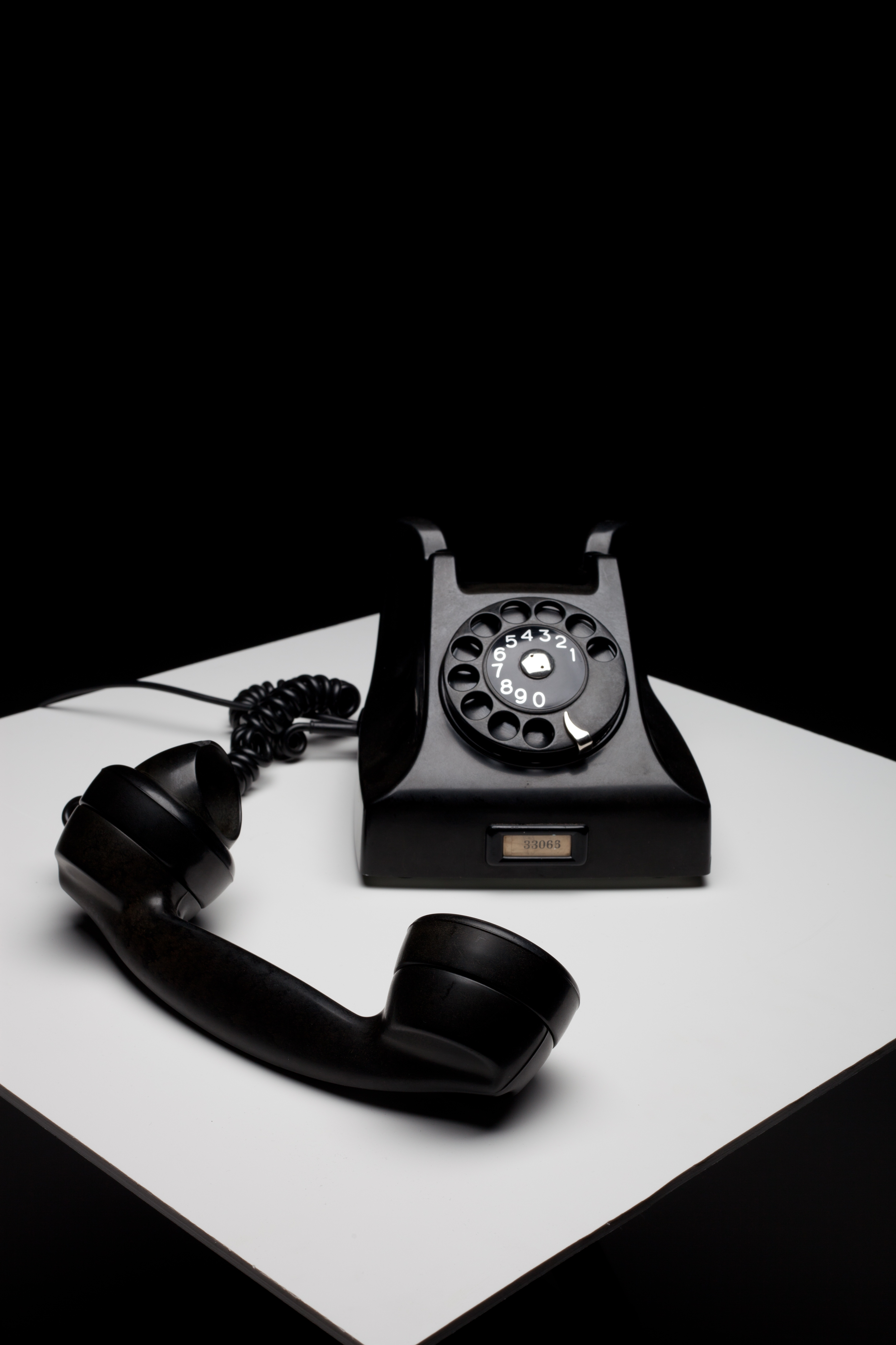 Old Telephone, Black, Call, Connect, Contact, HQ Photo