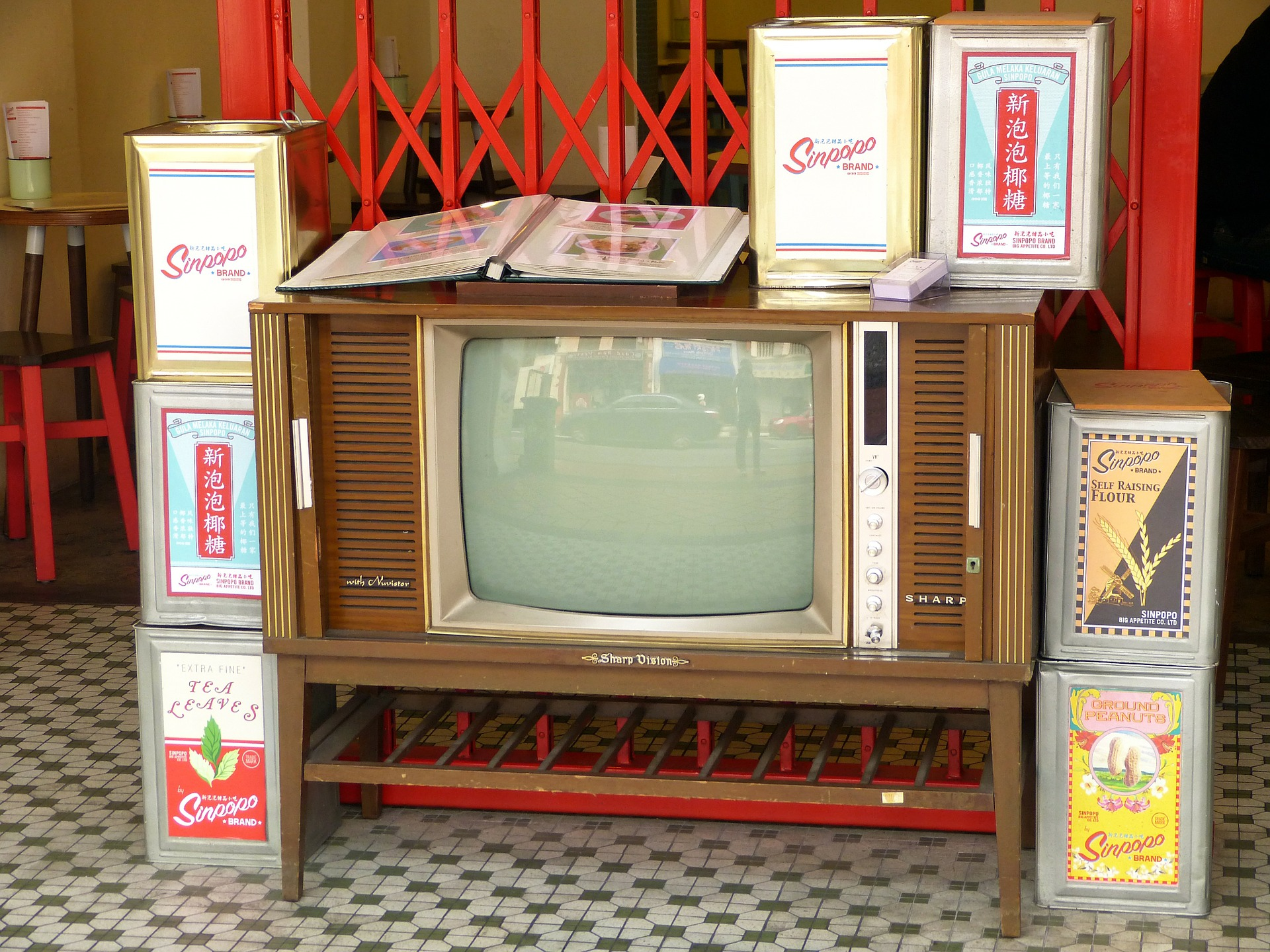 Old Television, Box, Electronic, Media, Old, HQ Photo