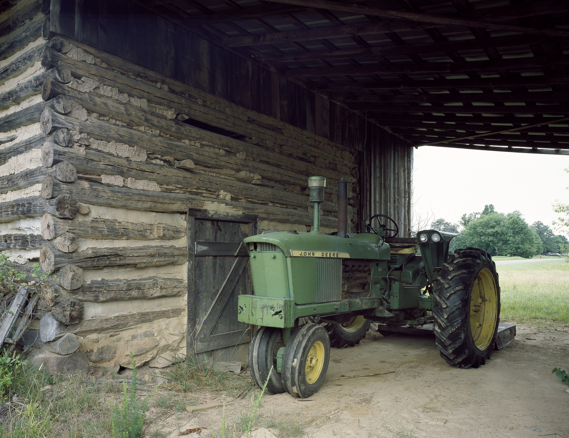 Old Tractor, Farm, Farming, Old, Tractor, HQ Photo
