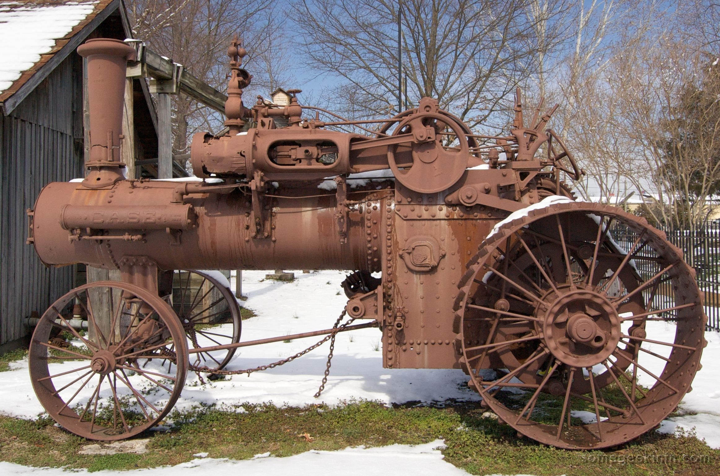 Find great deals on ebay for antique tractor used farm tractors ...