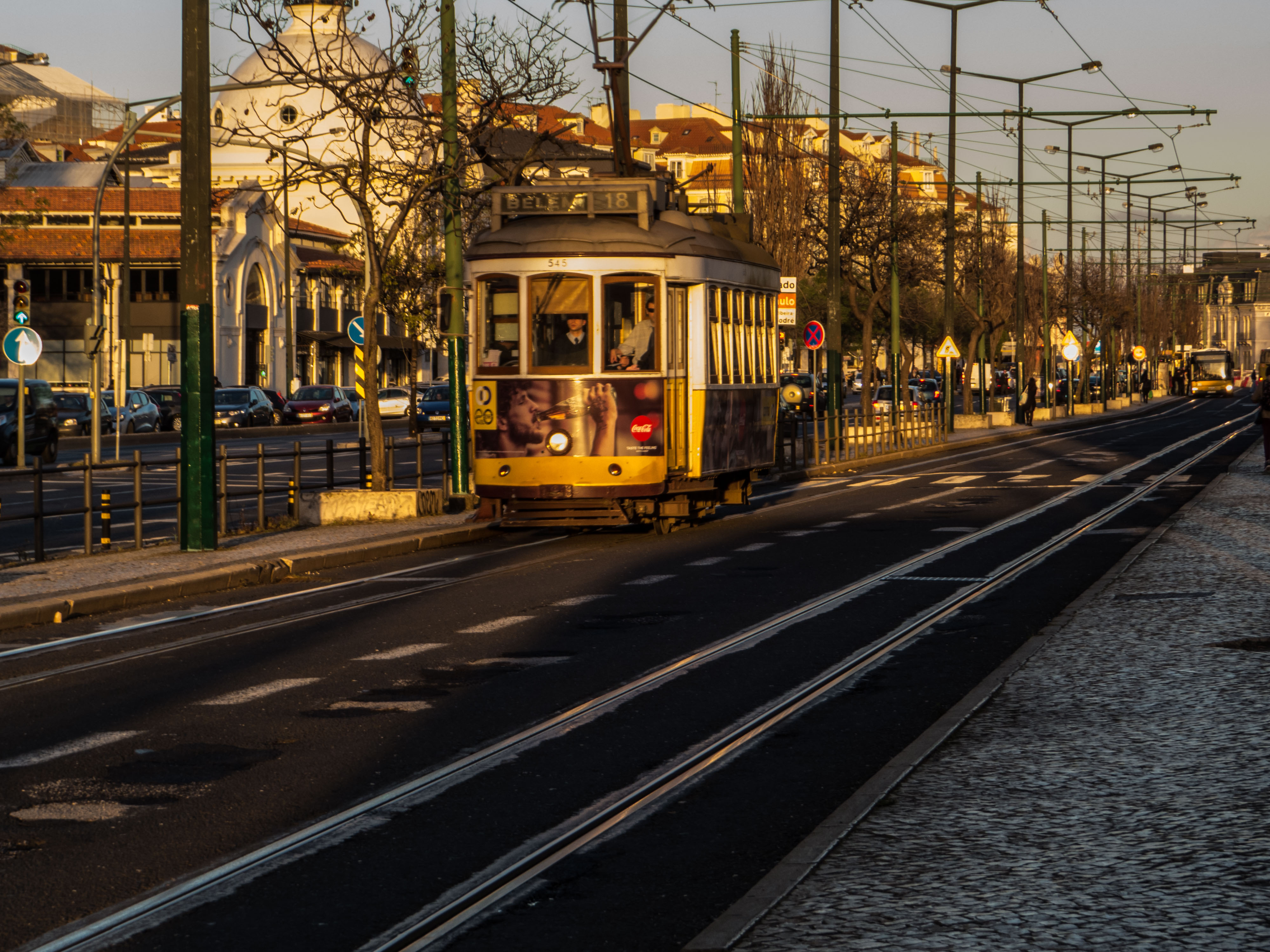 Old tram, Auto, City, Evening, Old, HQ Photo