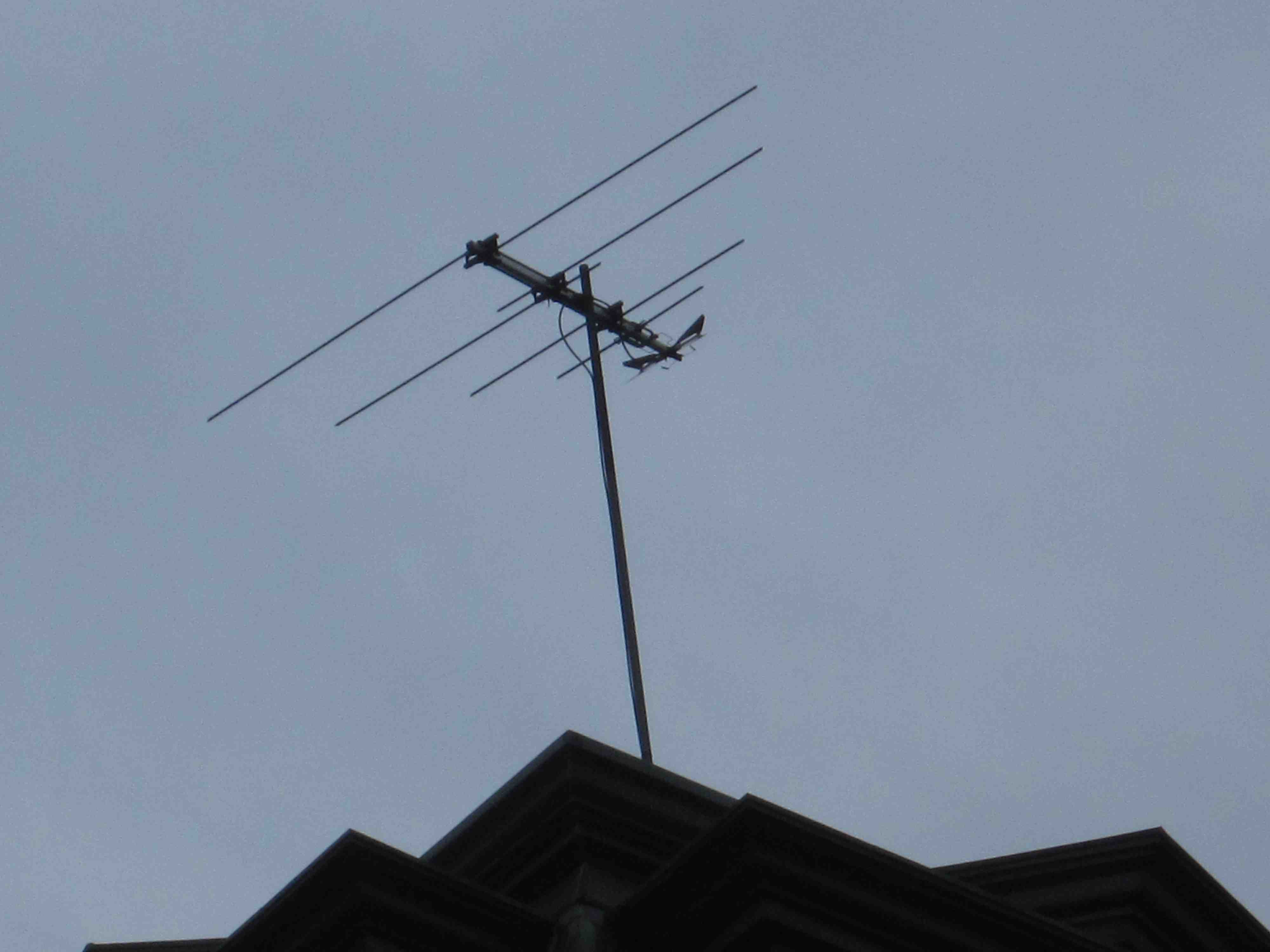 tv antenna | Lame Adventures