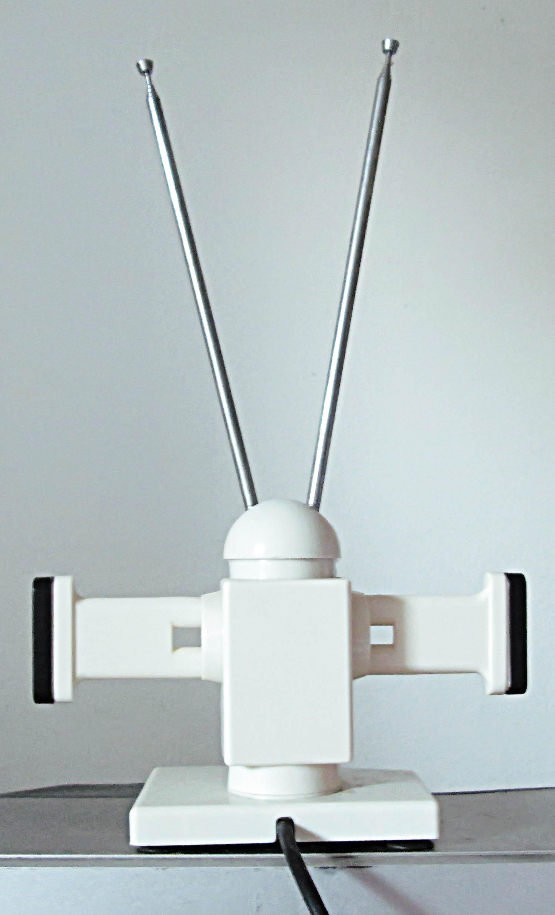 old tv antenna, Antenna, Receiver, White, Vintage, HQ Photo
