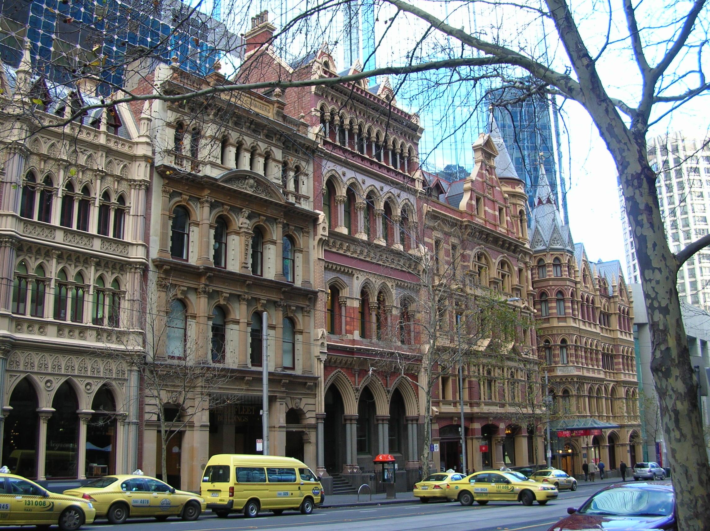 Haussmann architecture VS Victorian architecture - SkyscraperCity