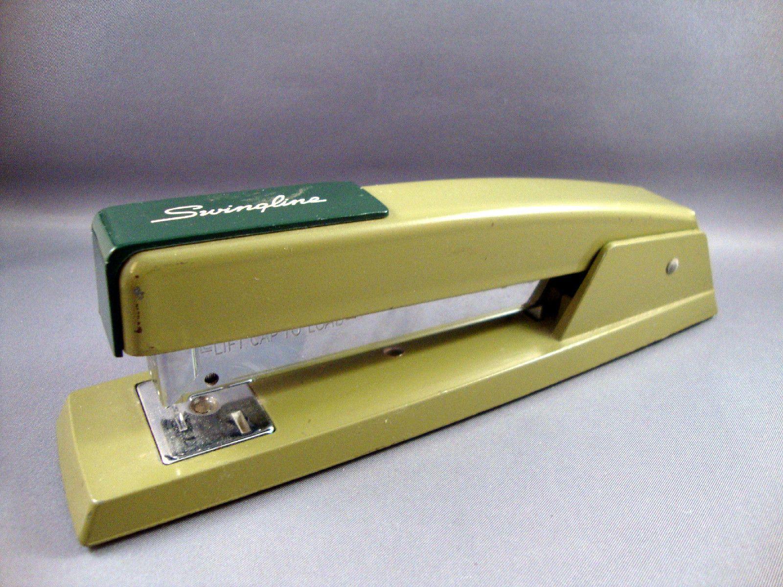 Vintage swingline stapler fluke 414d distance measuring laser