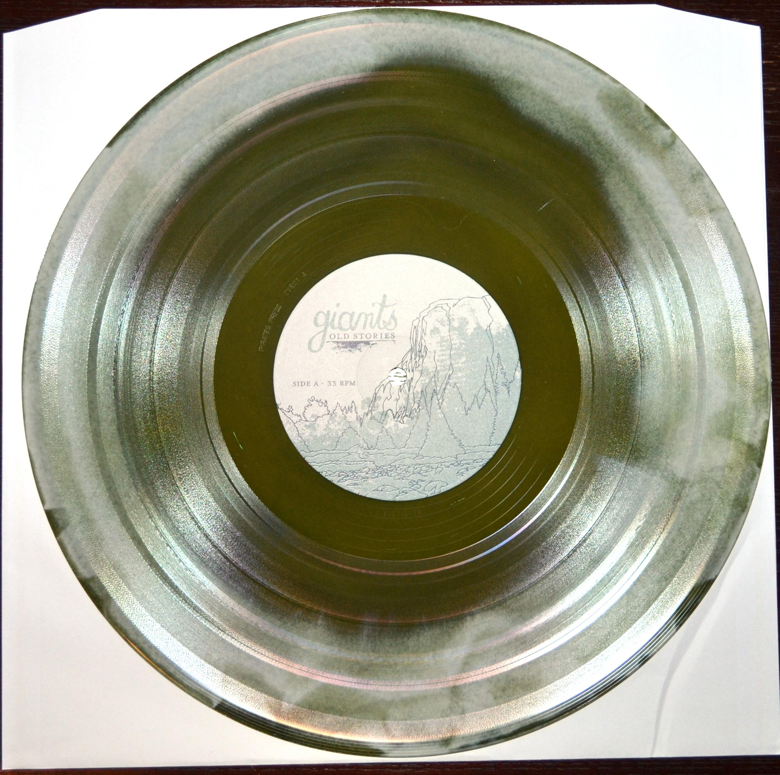 Giants - Old Stories Vinyl LP · Revealed Records · Online Store ...