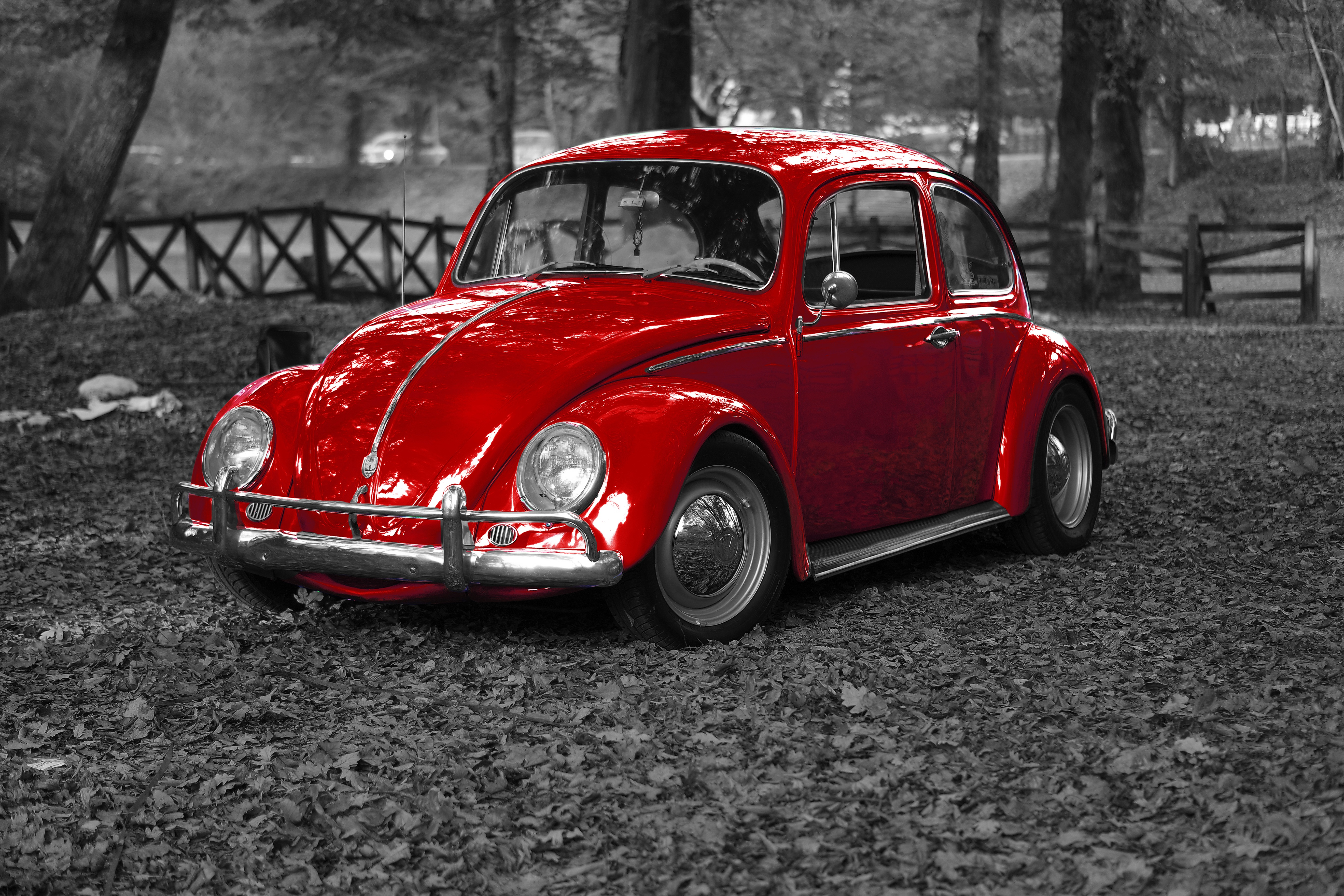 Free Images : vintage, wheel, retro, vw, old, transportation, red ...