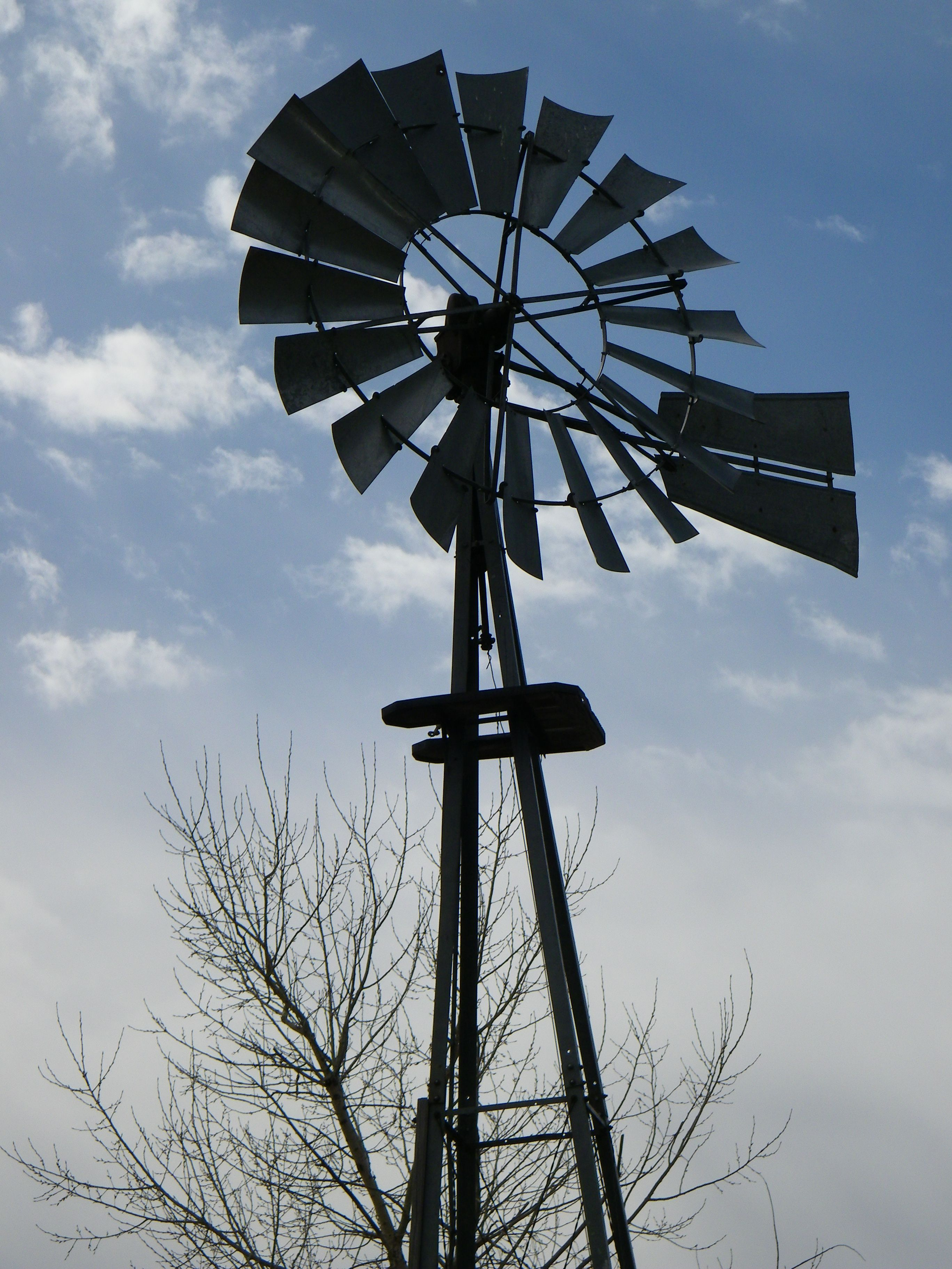I love old windmills. There aren't too many any more. I have many ...