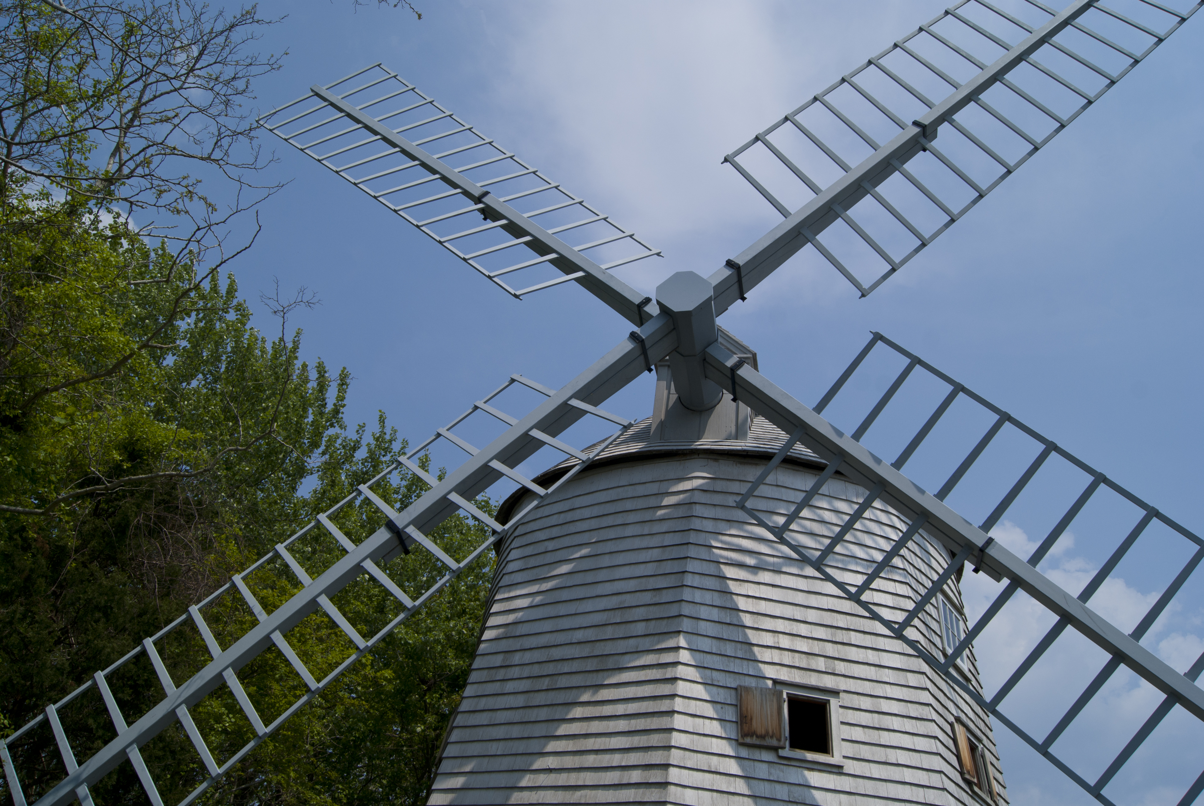 Old Windmill, Agriculture, Summer, Power, Retro, HQ Photo