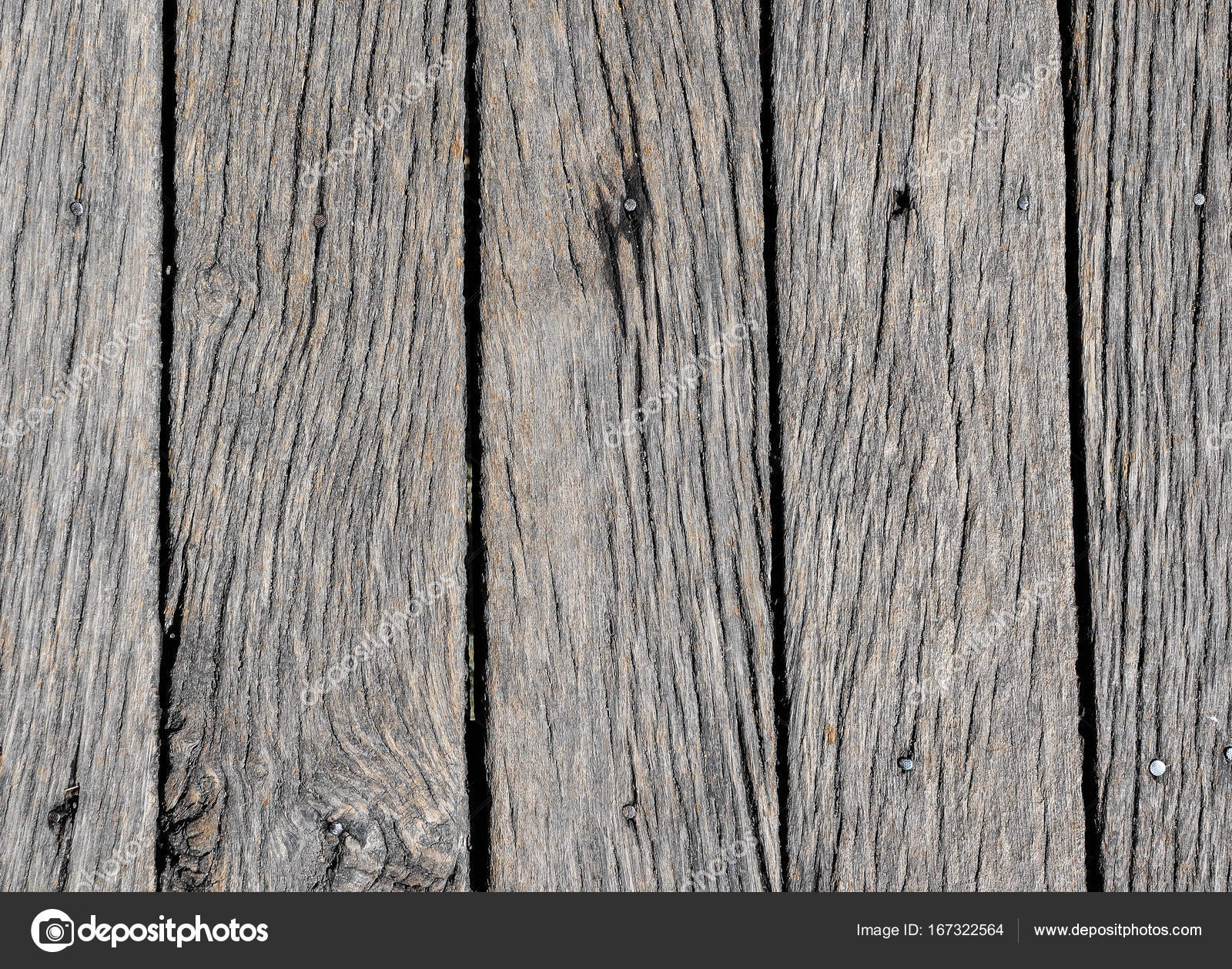Old grey wooden texture for background or mockup. Old wood texture ...