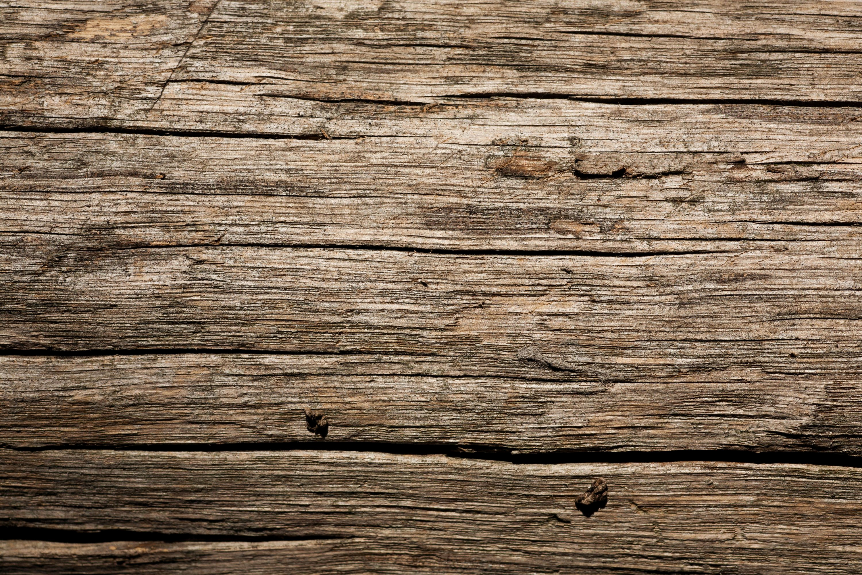 Free Photo Old Wooden Boards Background Pattern Wood