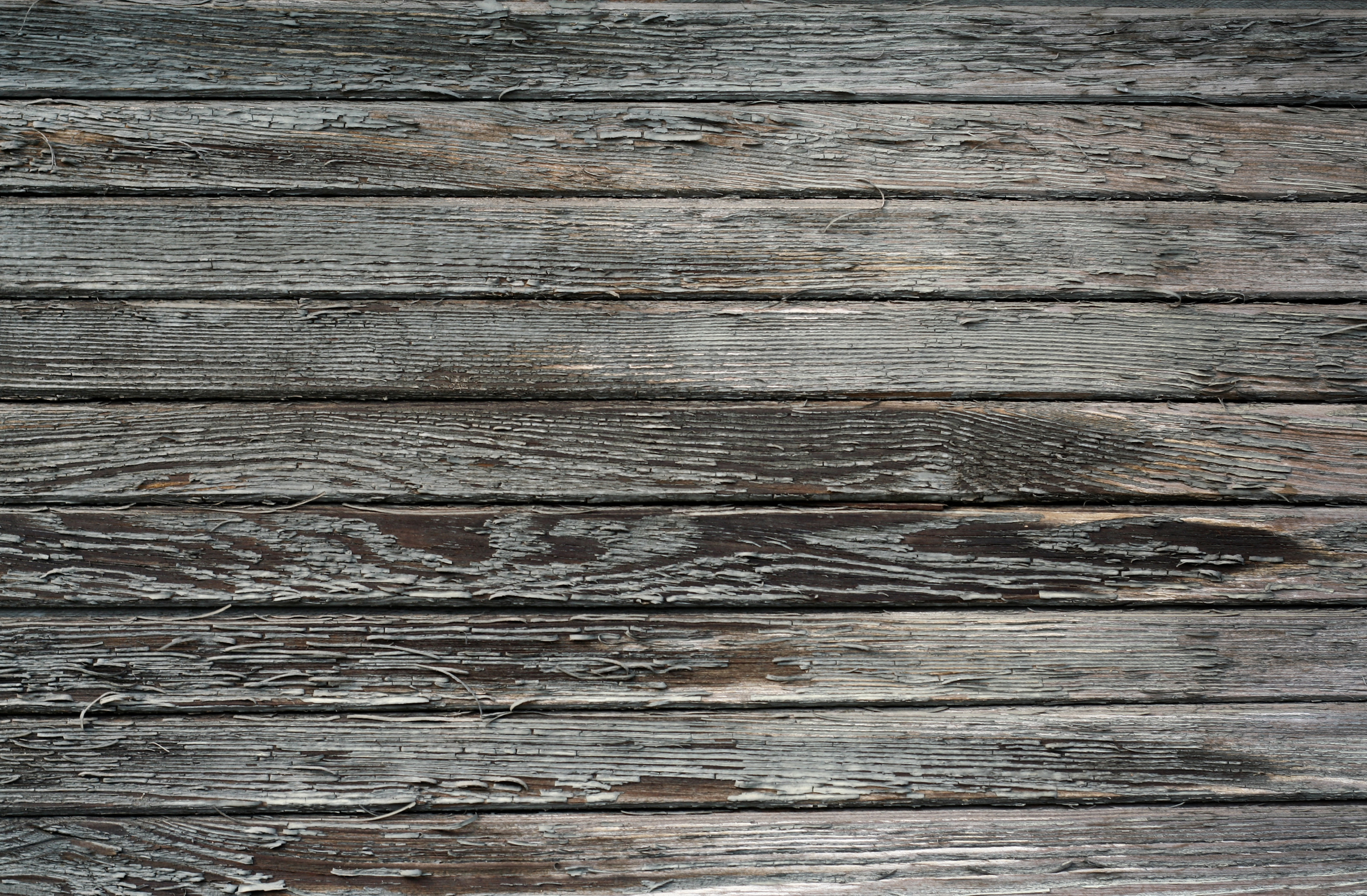 Old wooden boards photo