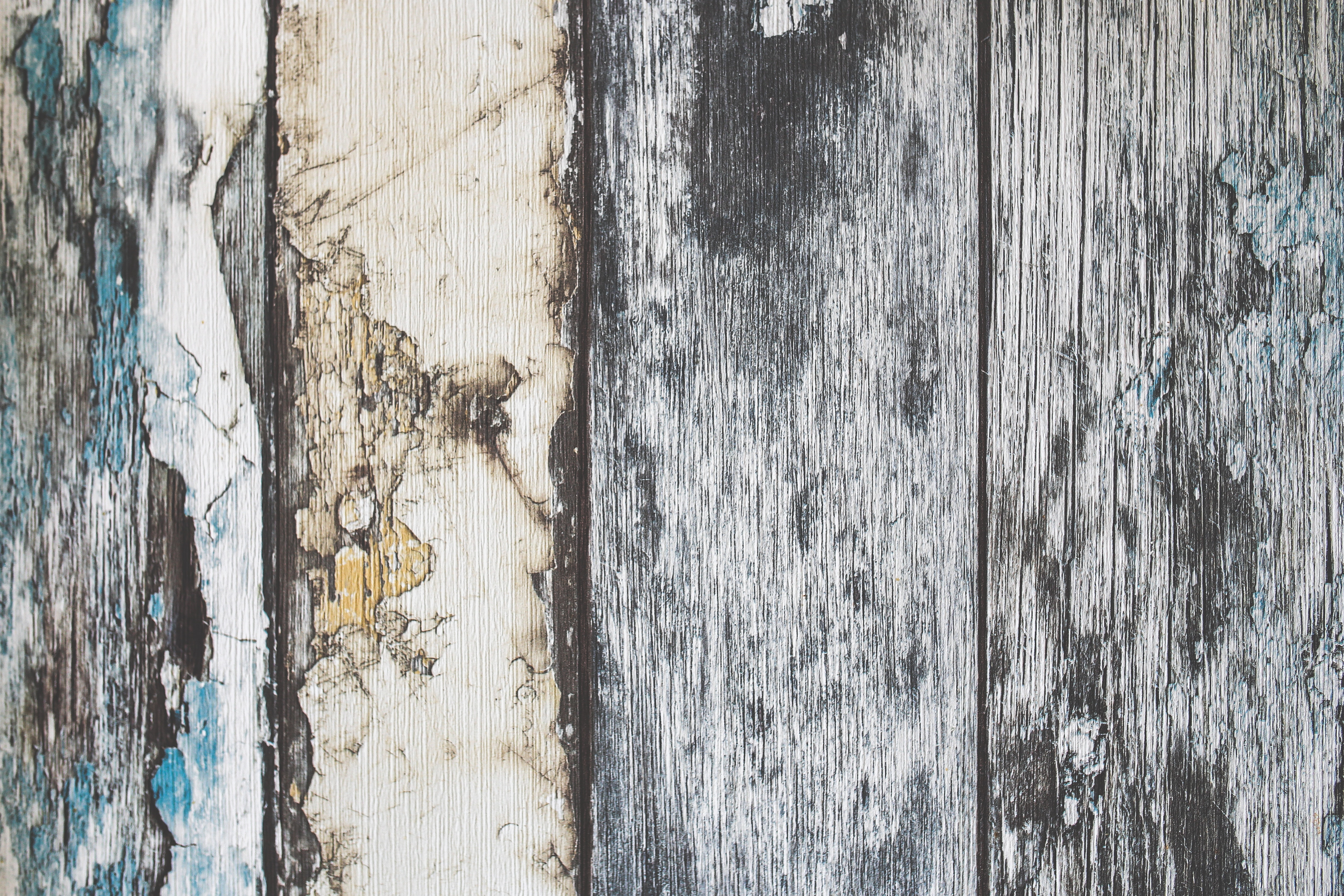 Old Wooden Boards, Background, Obsolete, Wood, Wallpaper, HQ Photo