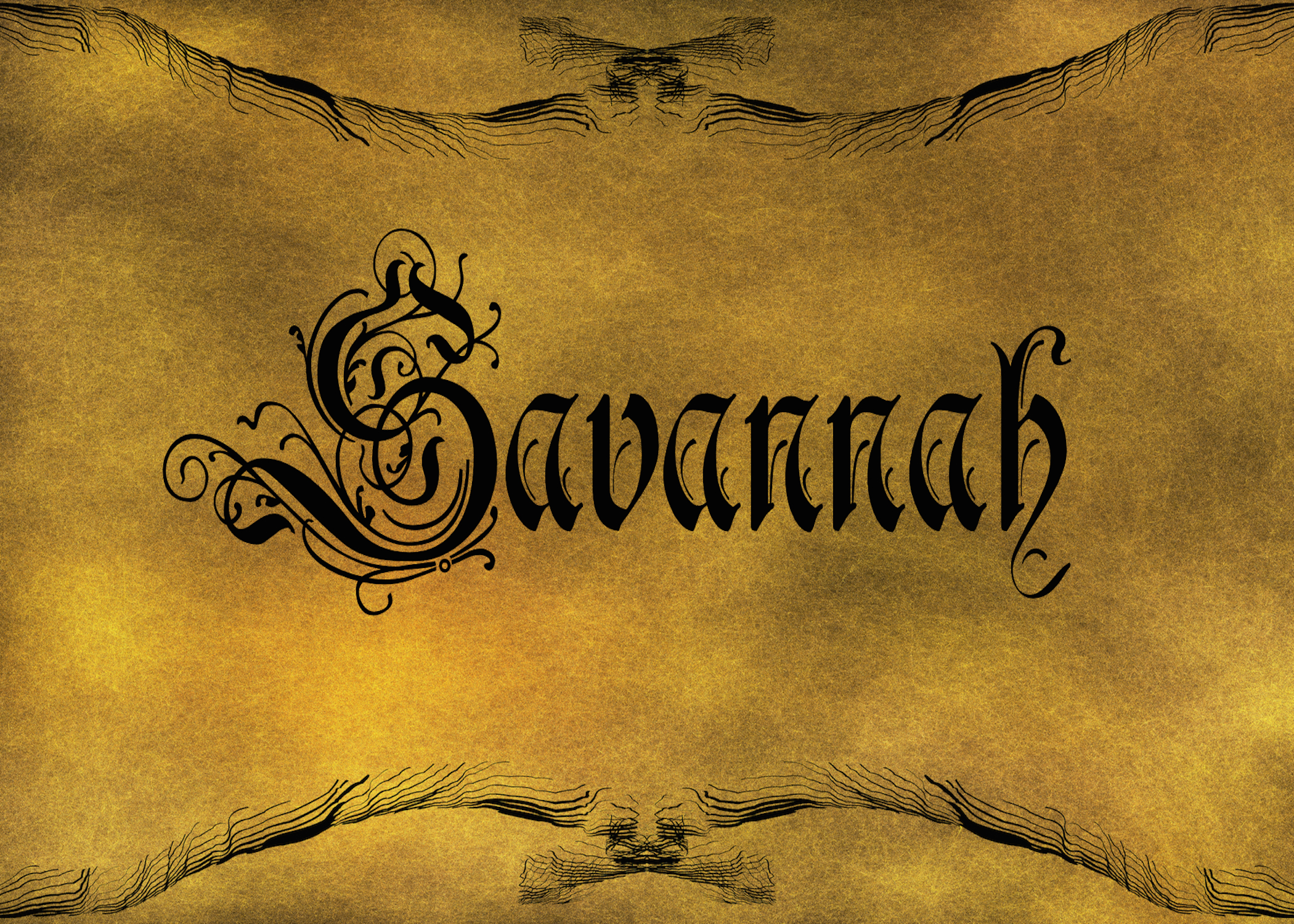 Old World Calligraphy, Scroll, Oldworld, Name, Calligraphy, HQ Photo
