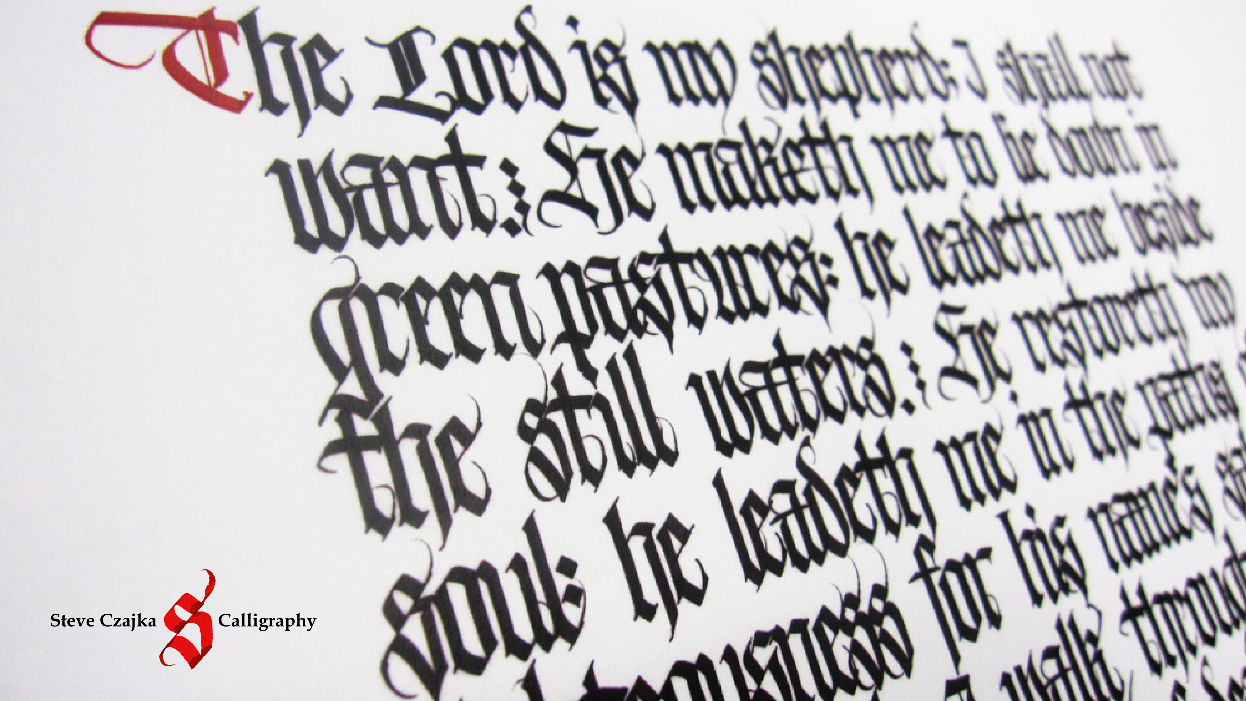 Calligraphy Links | Toronto Calligraphy