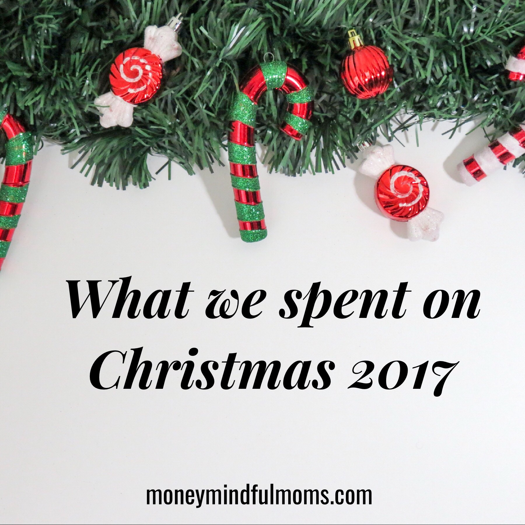 What we spent on Christmas this year – Money Mindful Moms