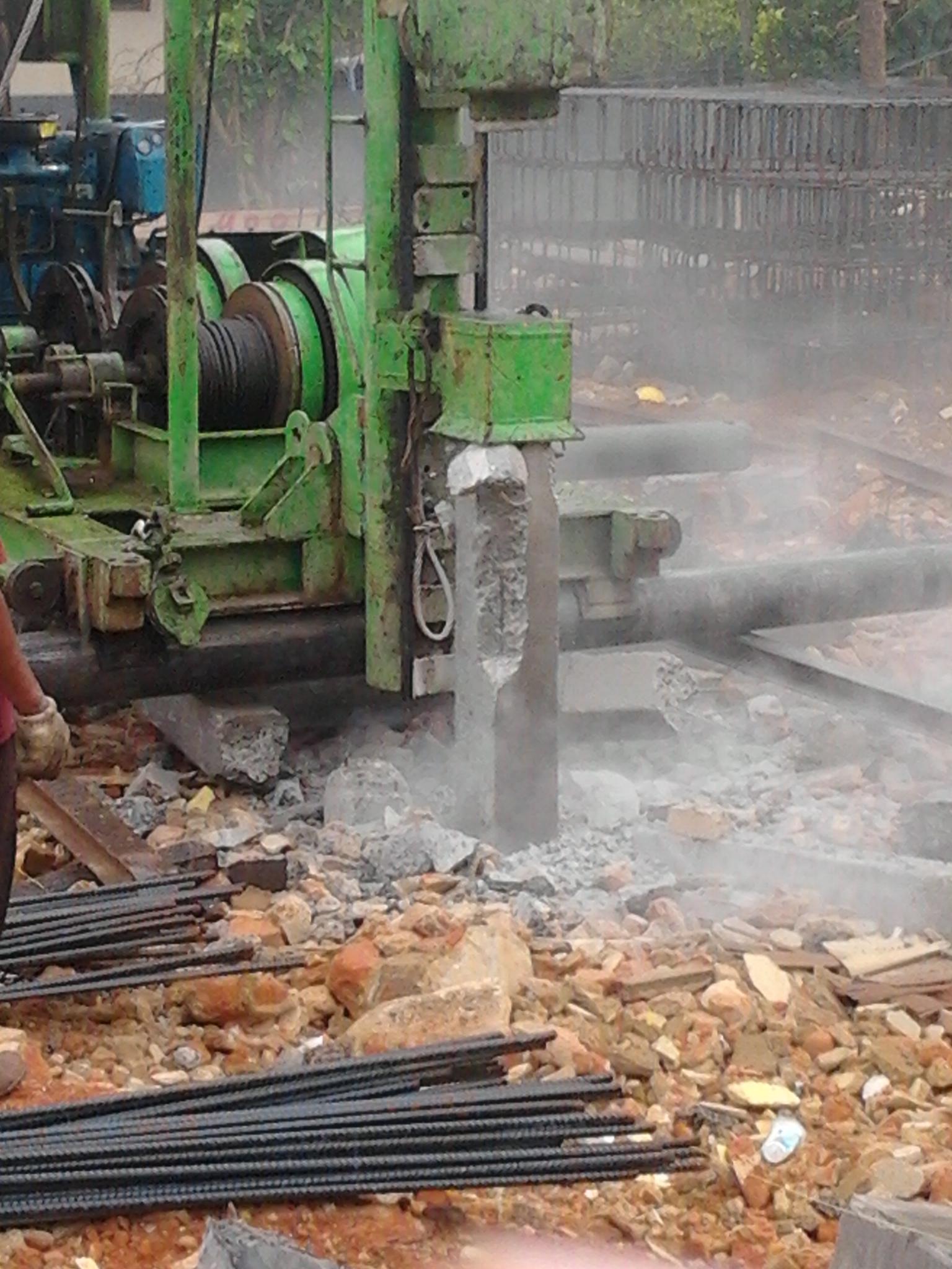 On construction, Build, Construction, Drop, Hammer, HQ Photo