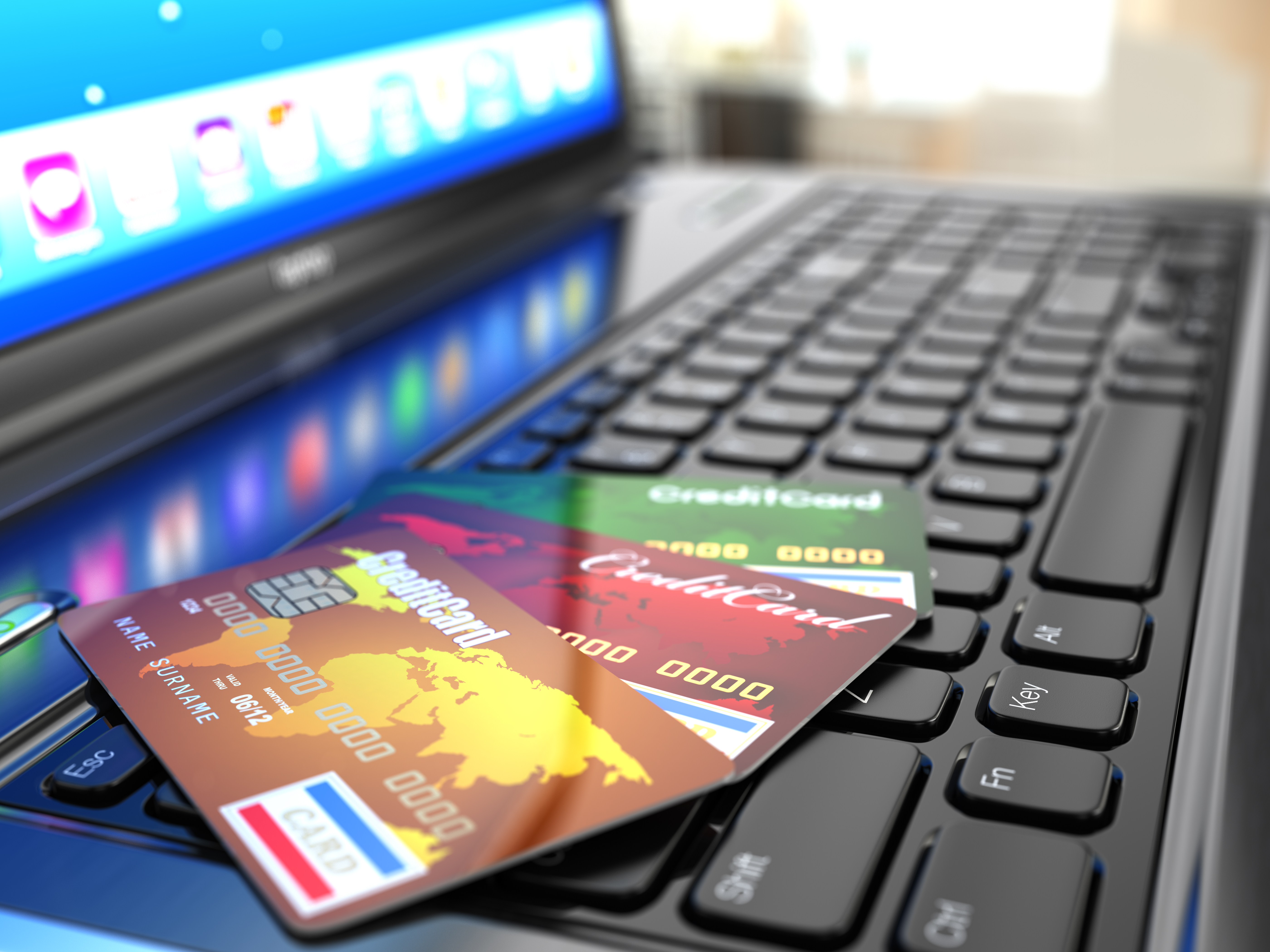 Online Credit Card Processing, Accept Credit Cards Online, E ...