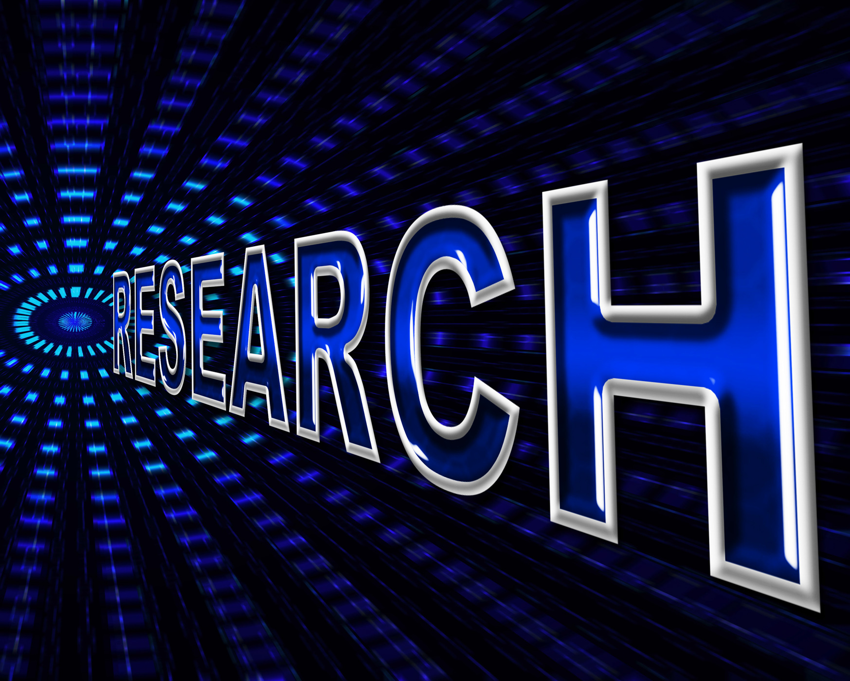 Online research means world wide web and analyse photo