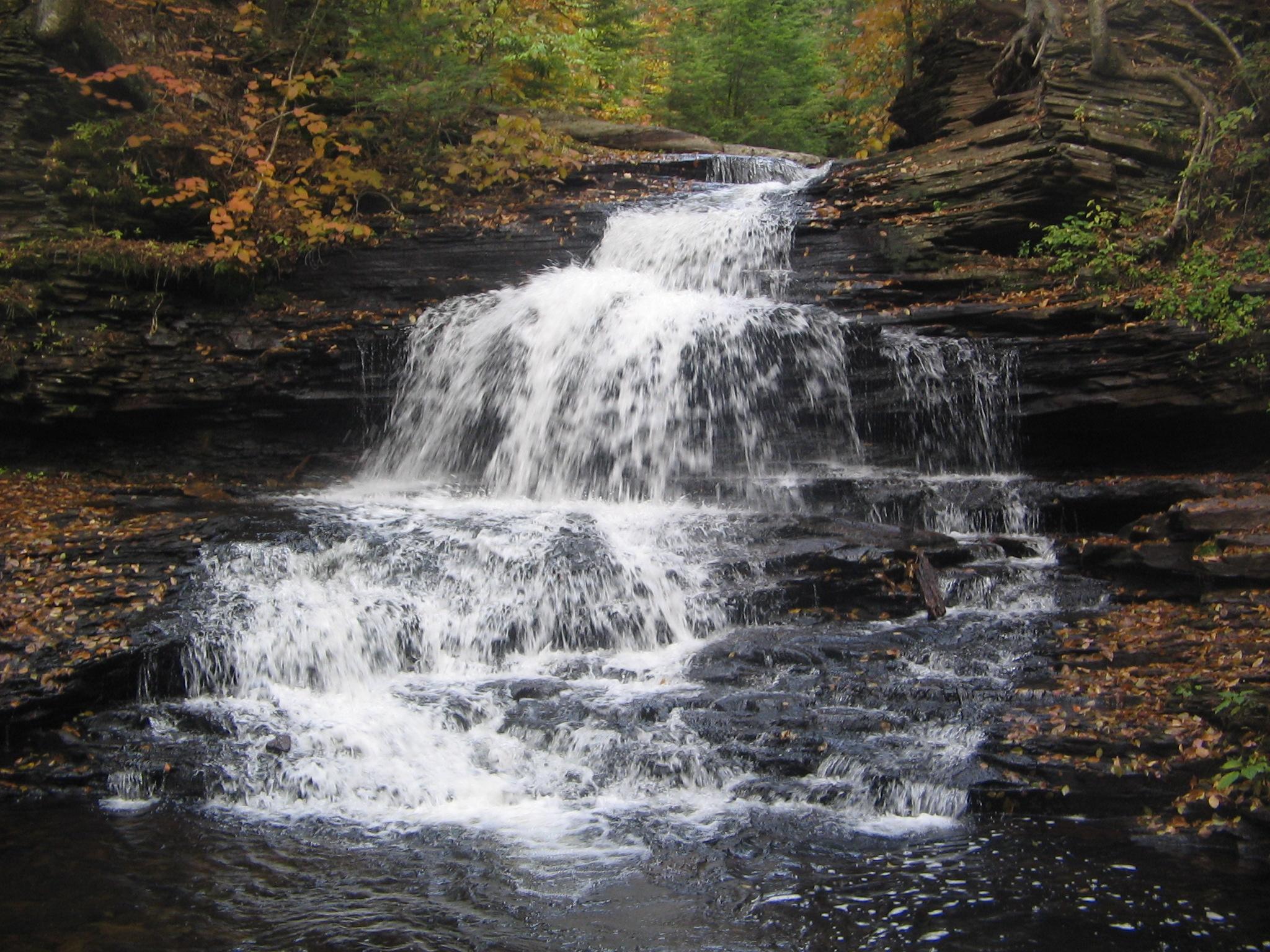 Onondaga falls photo
