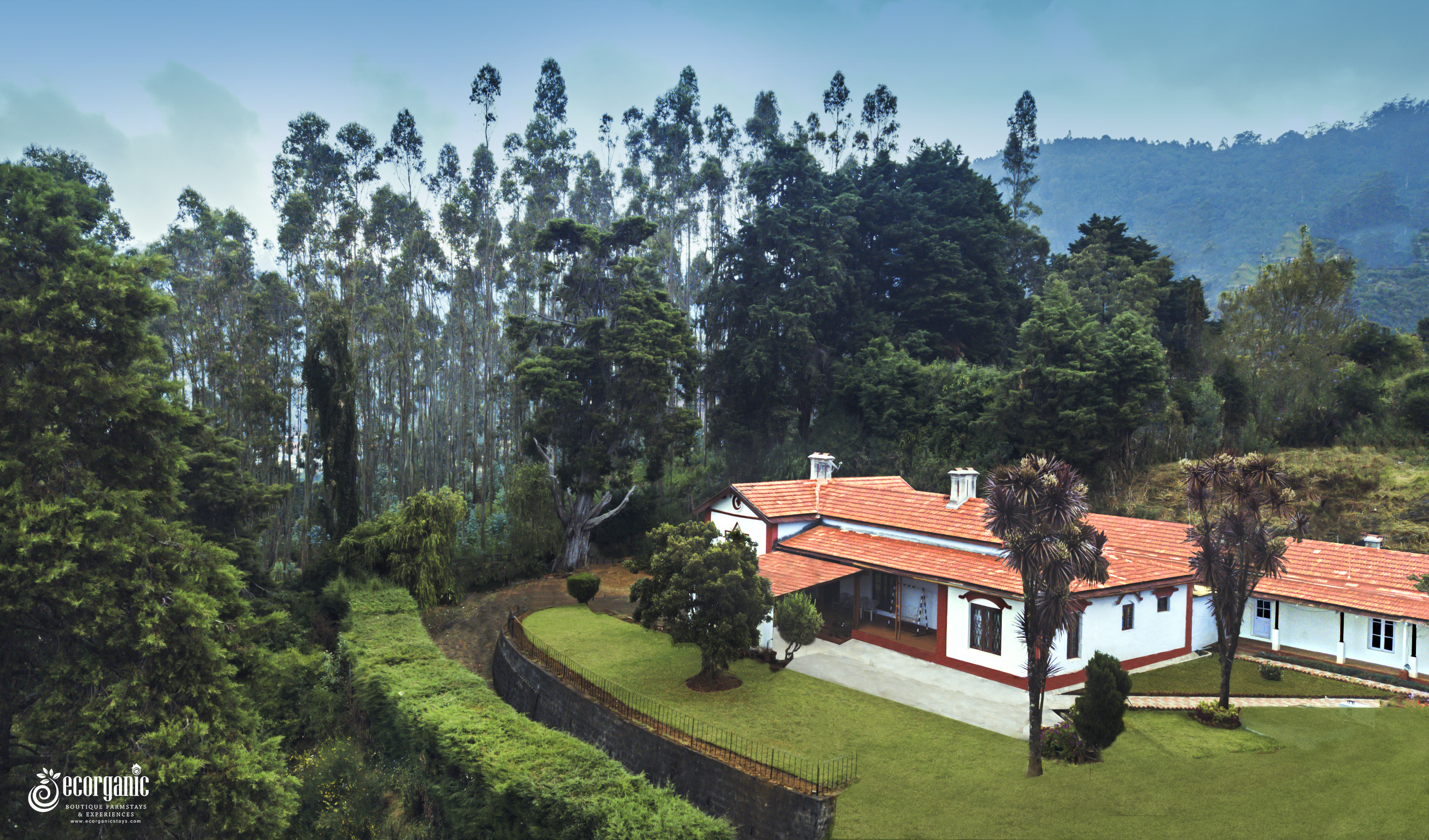 Cottages In Ooty For Family Stay - Ecorganicstays