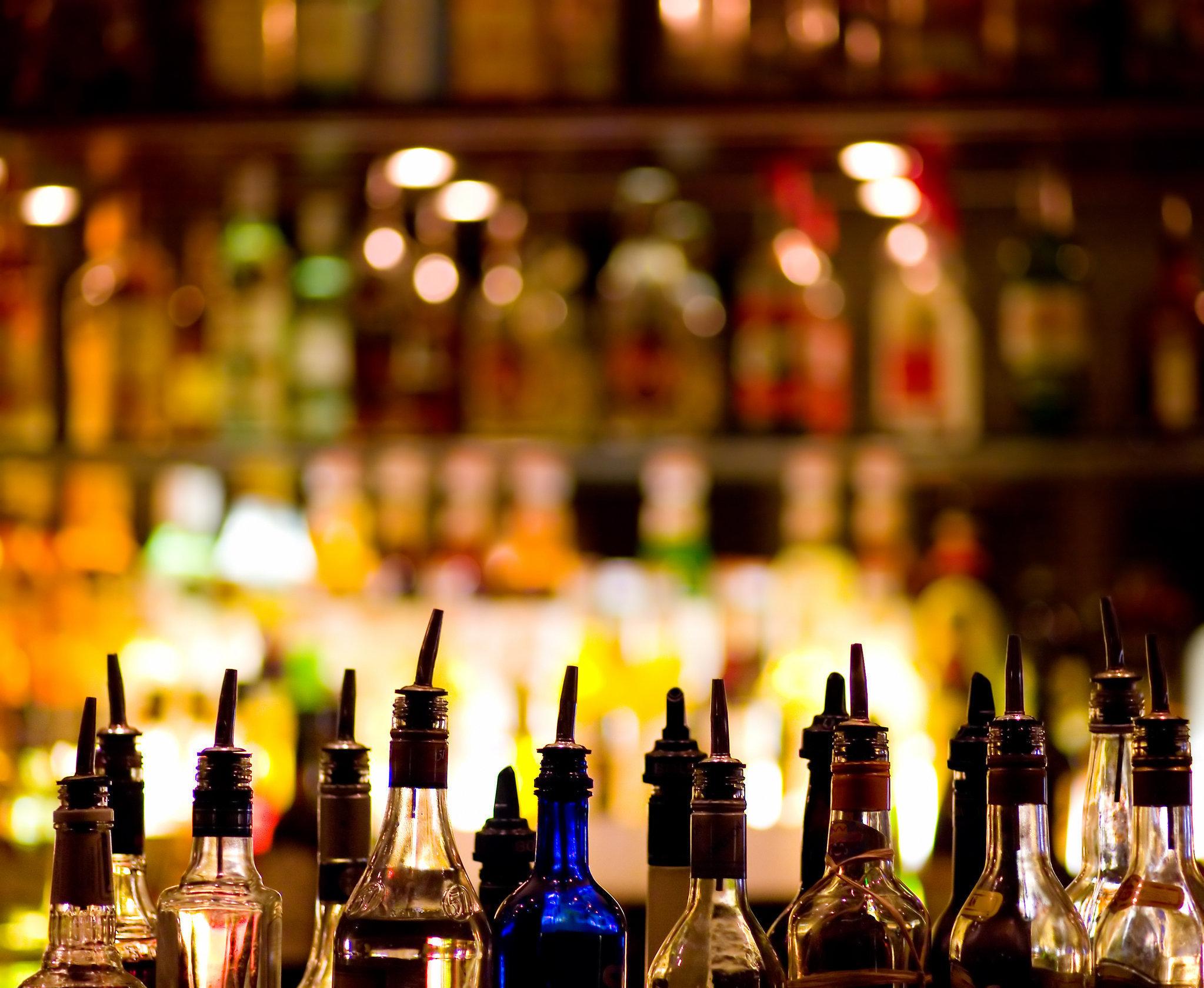 Open Bar Catering: Standard Bar Options - River Crest
