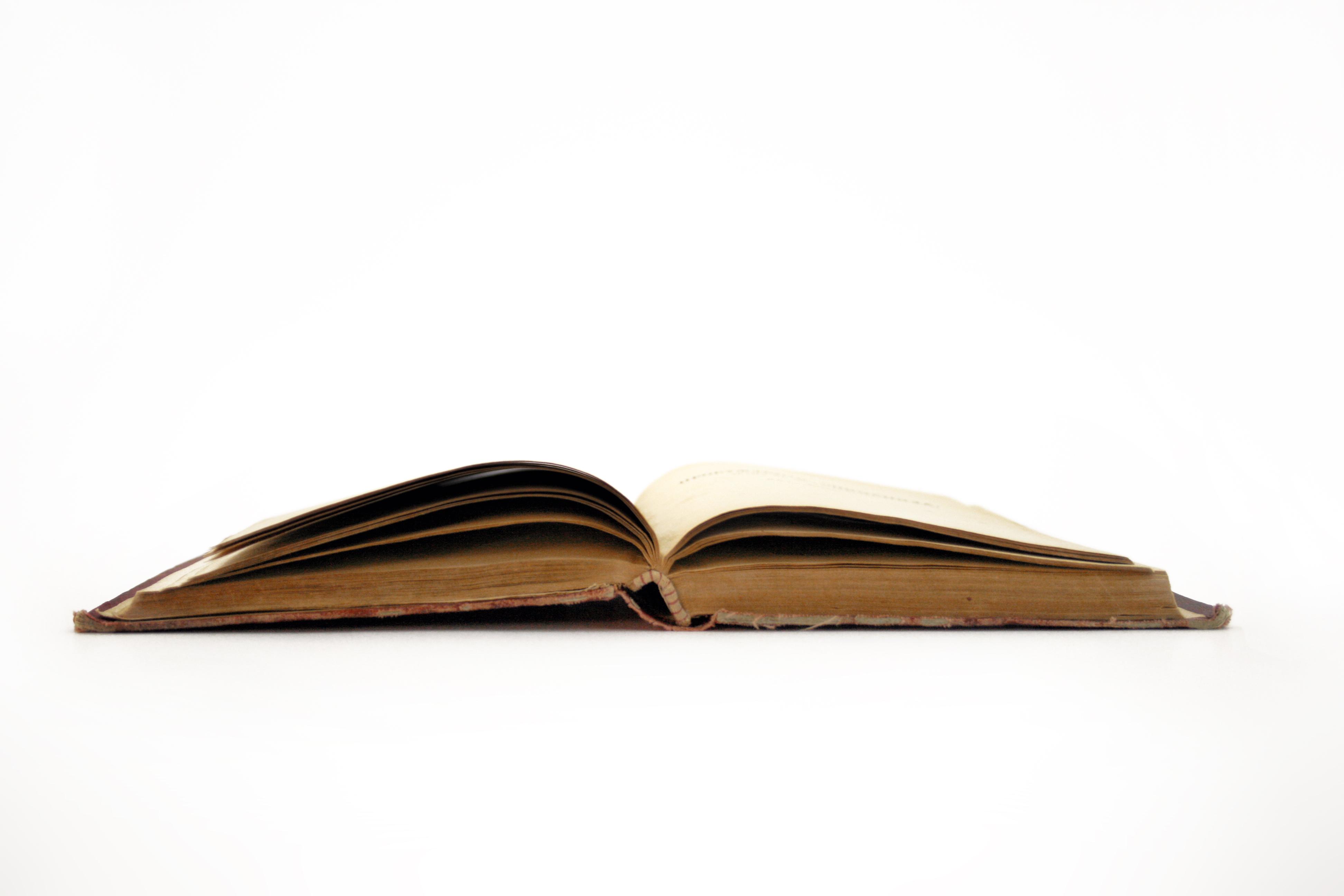 Open book, Book, Old, White, School, HQ Photo
