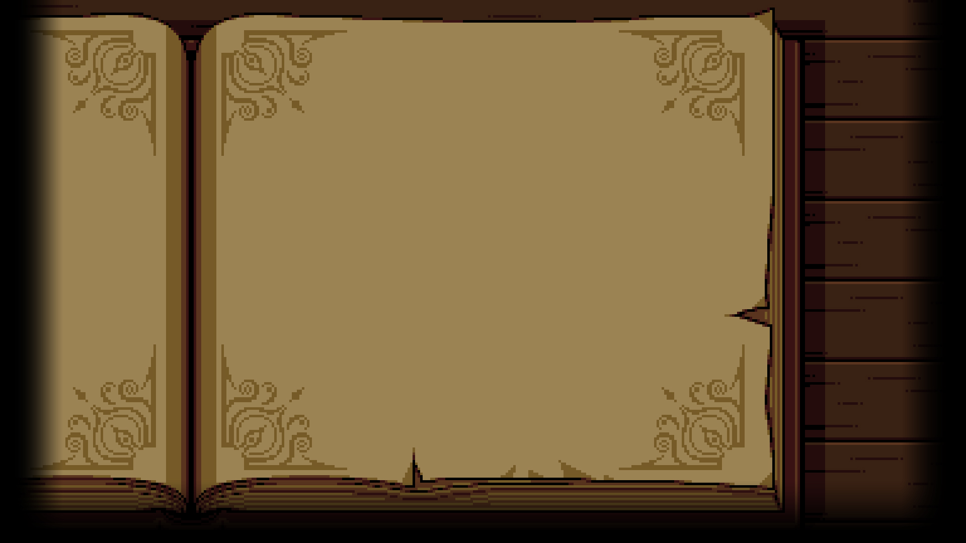 Image - Wizorb Background Open Book.jpg   Steam Trading Cards Wiki ...