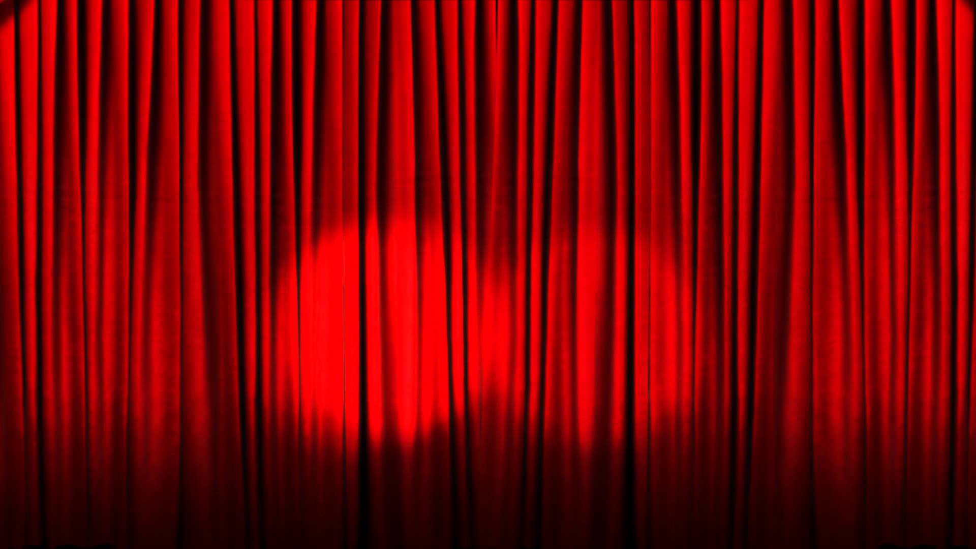Curtain Swing Open Animation - YouTube