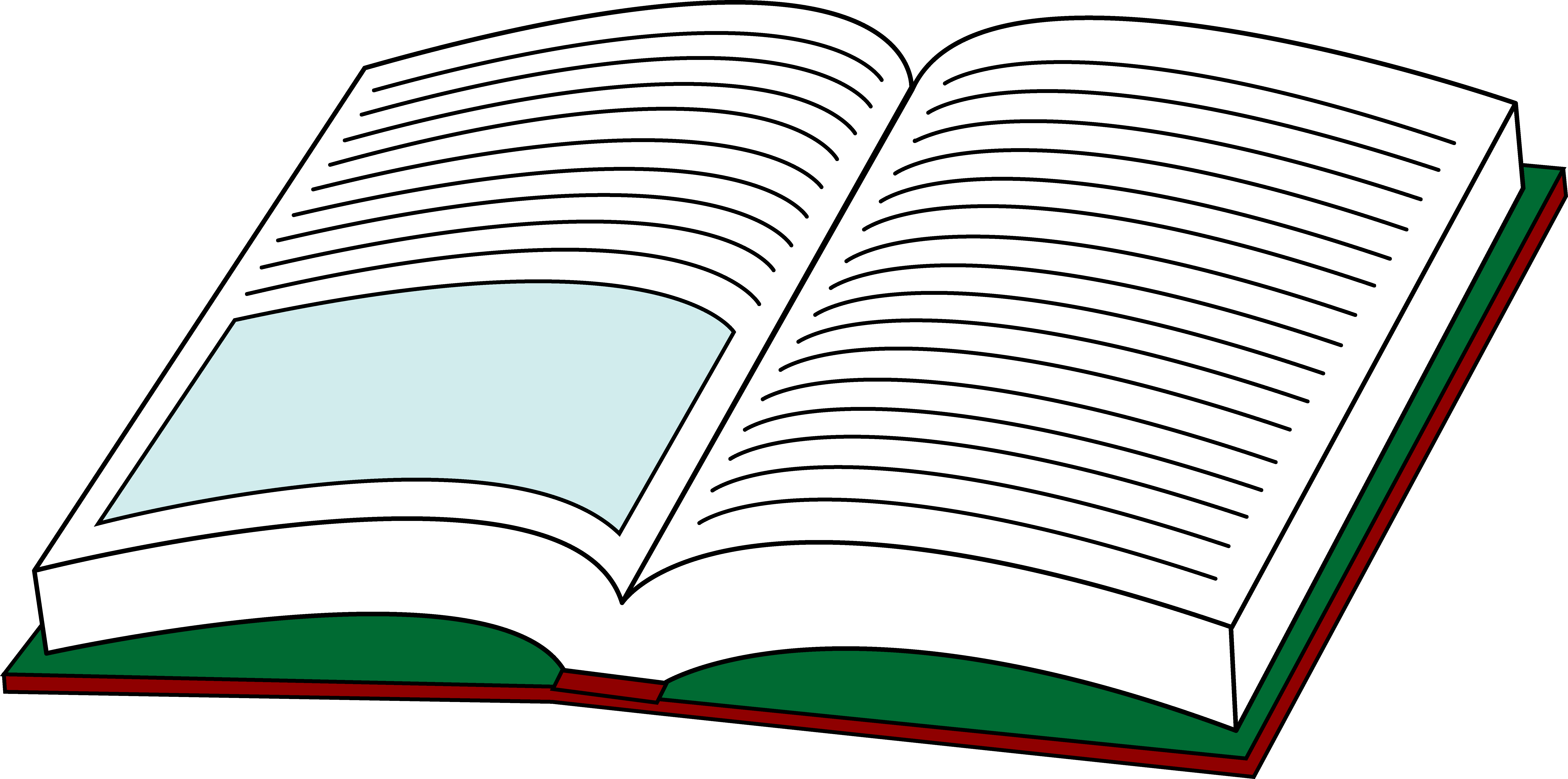 An Open Textbook - Free Clip Art