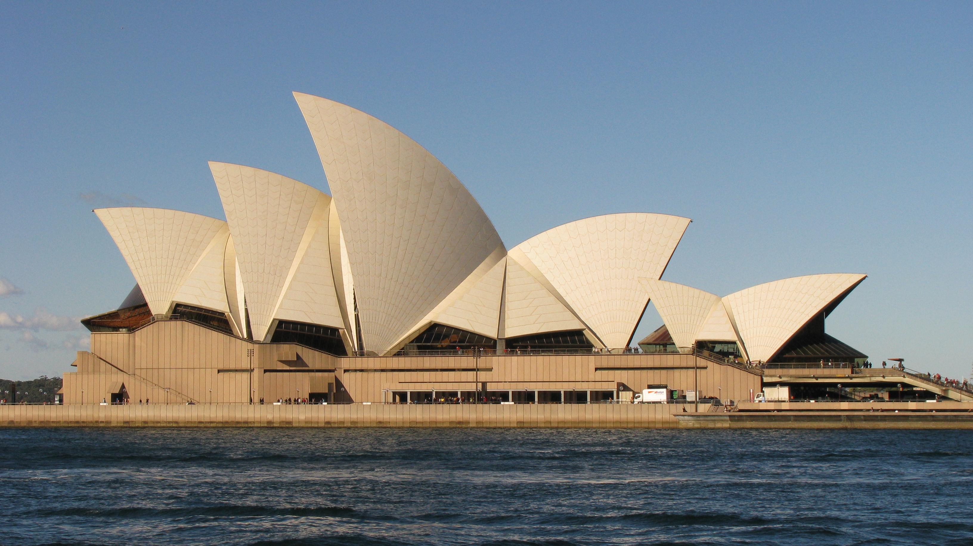 Opera house- sydney australia photo