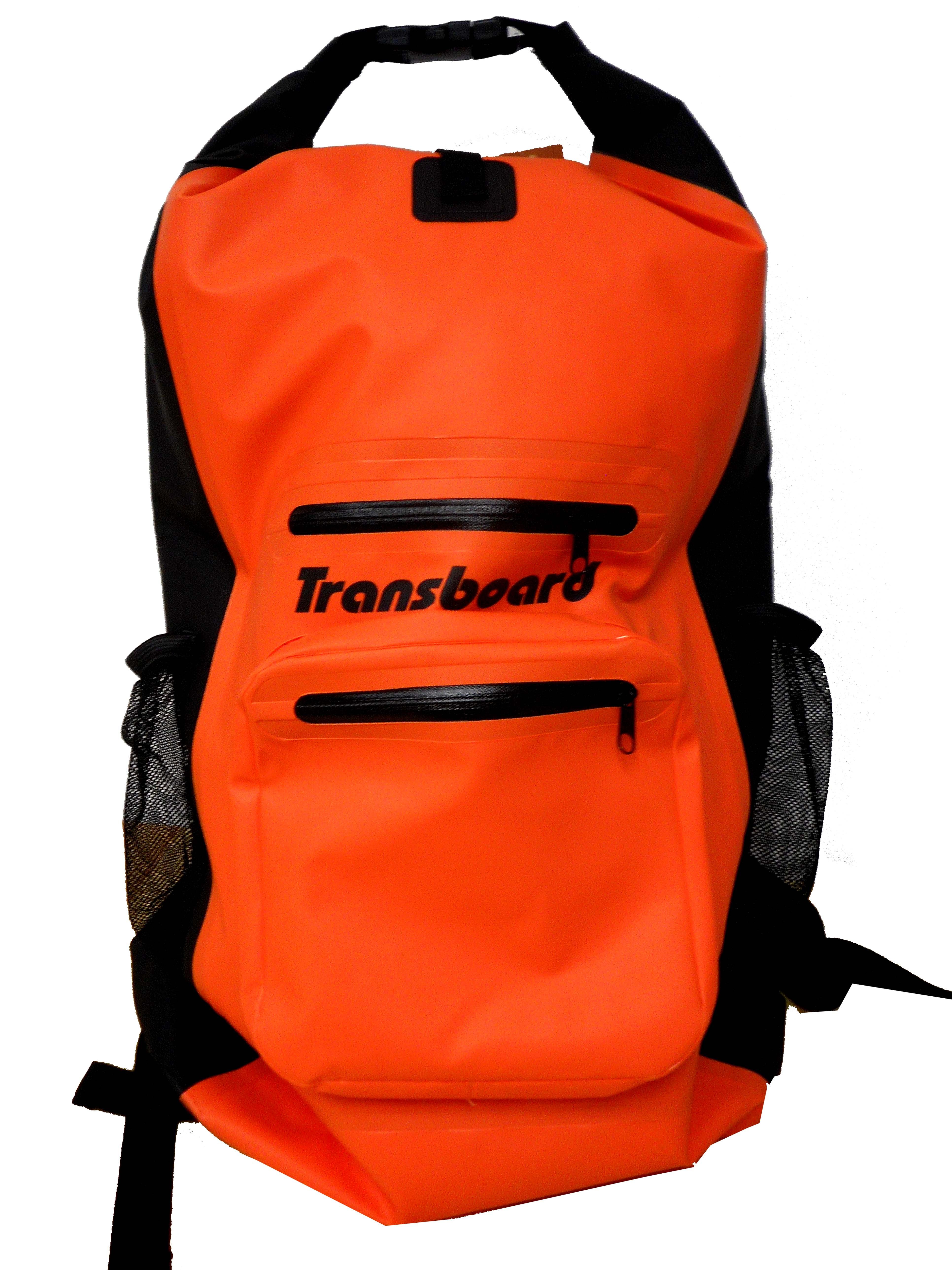 35 Liter 100% Waterproof Smart Backpack for All Outdoor Activities ...