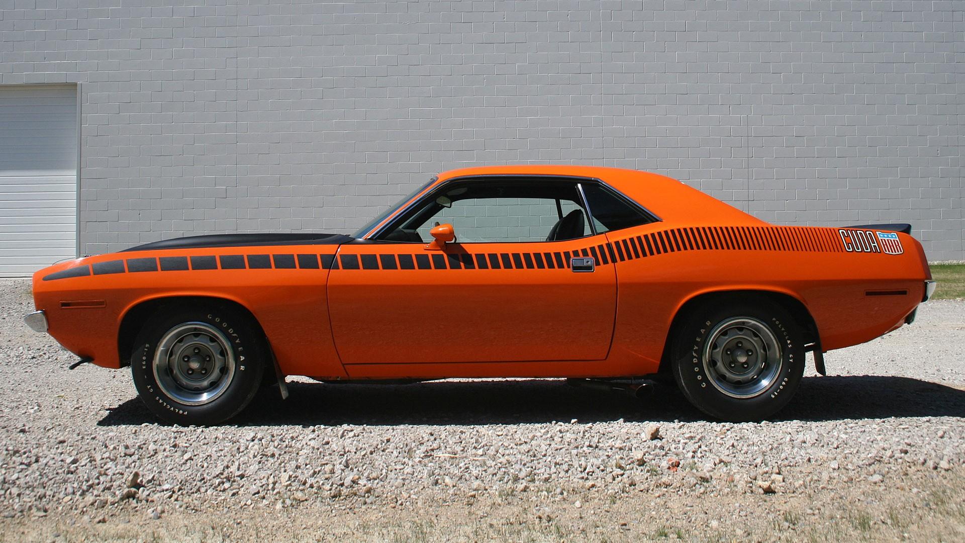 Free Photo Orange Classic Car Rim Retro Shiny Free Download